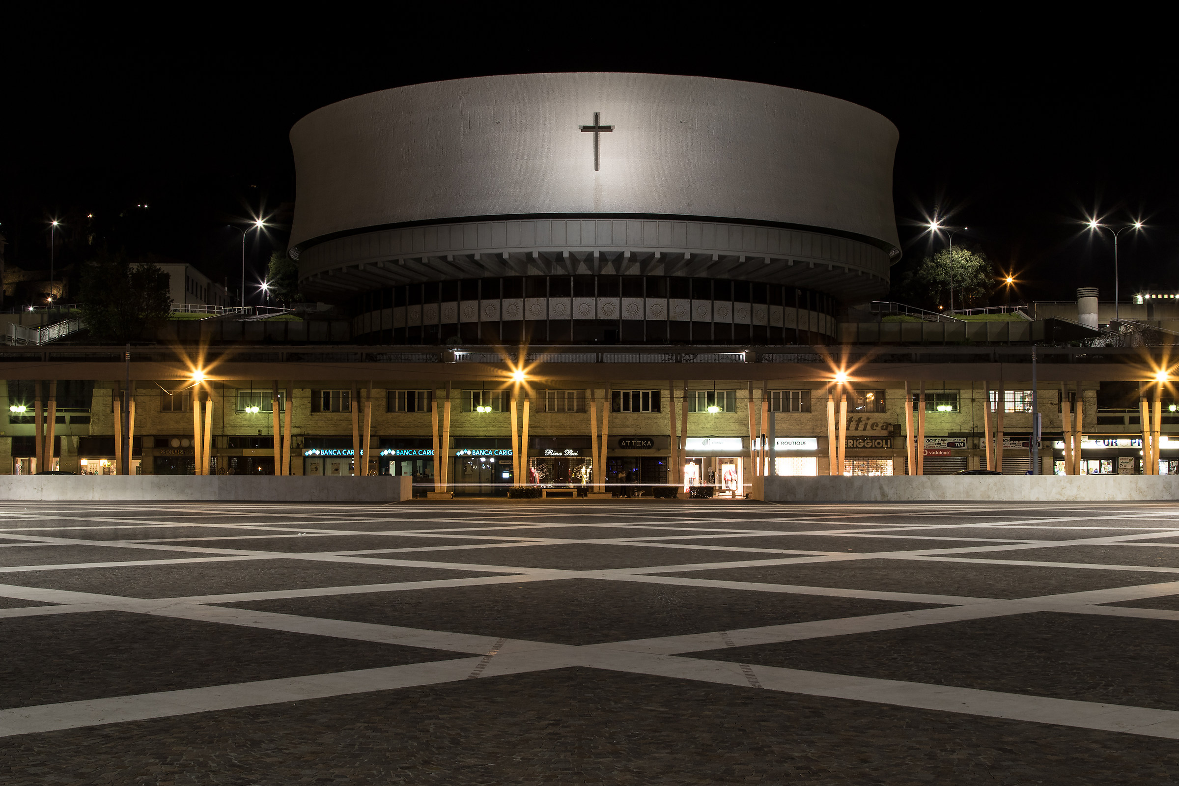 Cathedral of Christ the King...