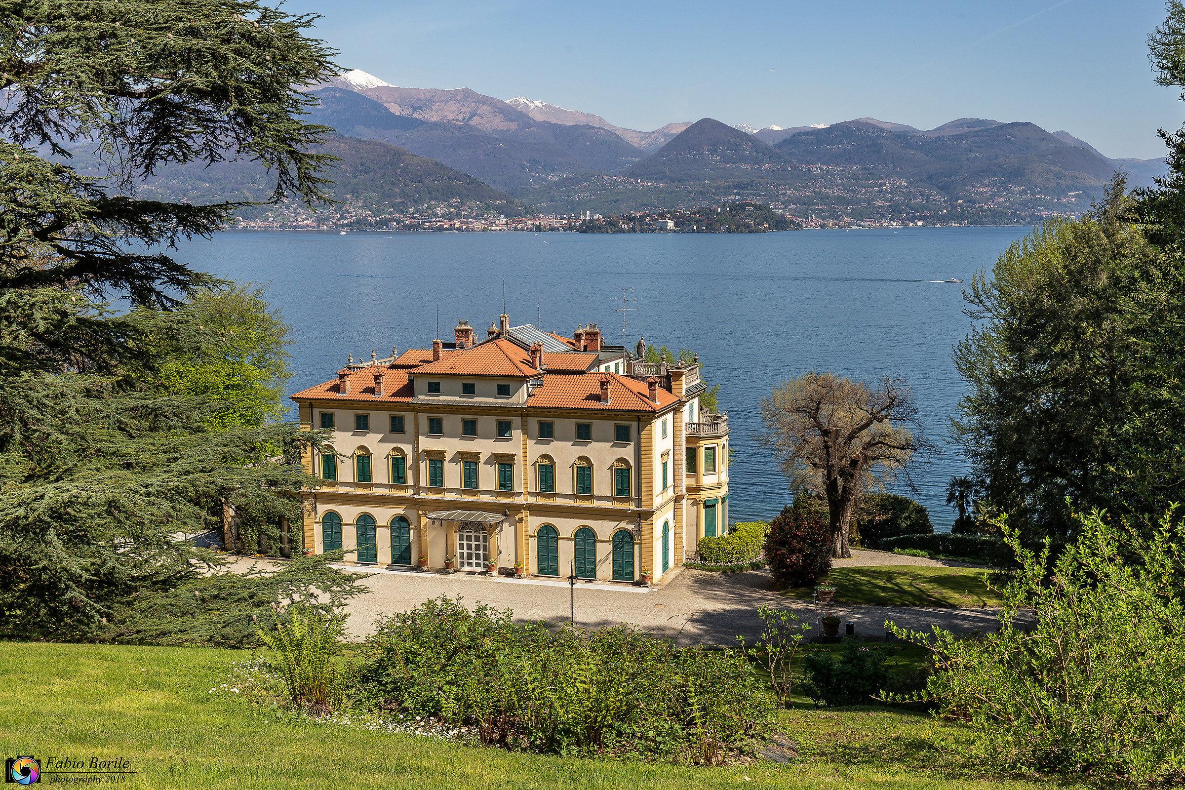 Villa Pallavicino - Stresa...
