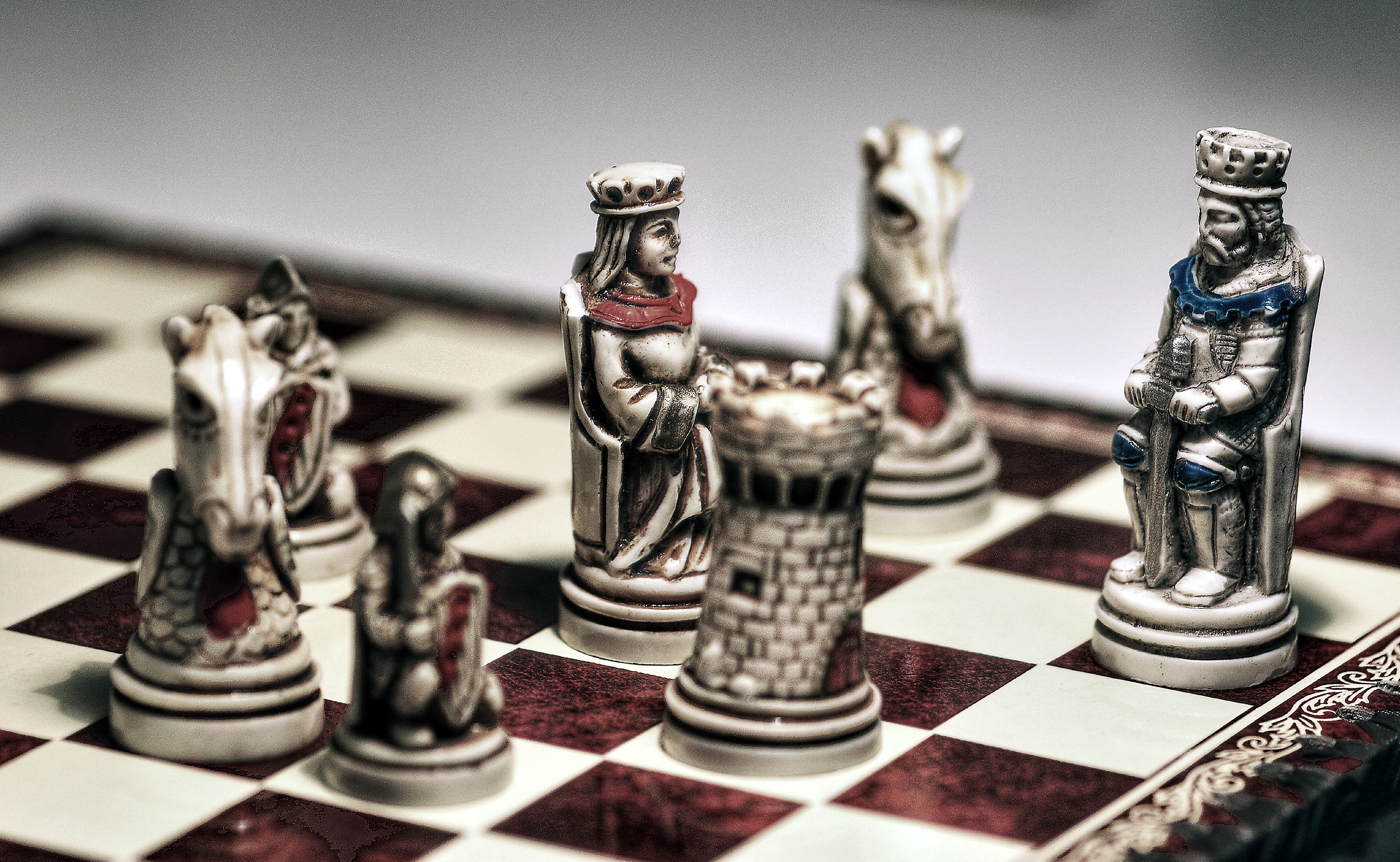 Checkmate!...