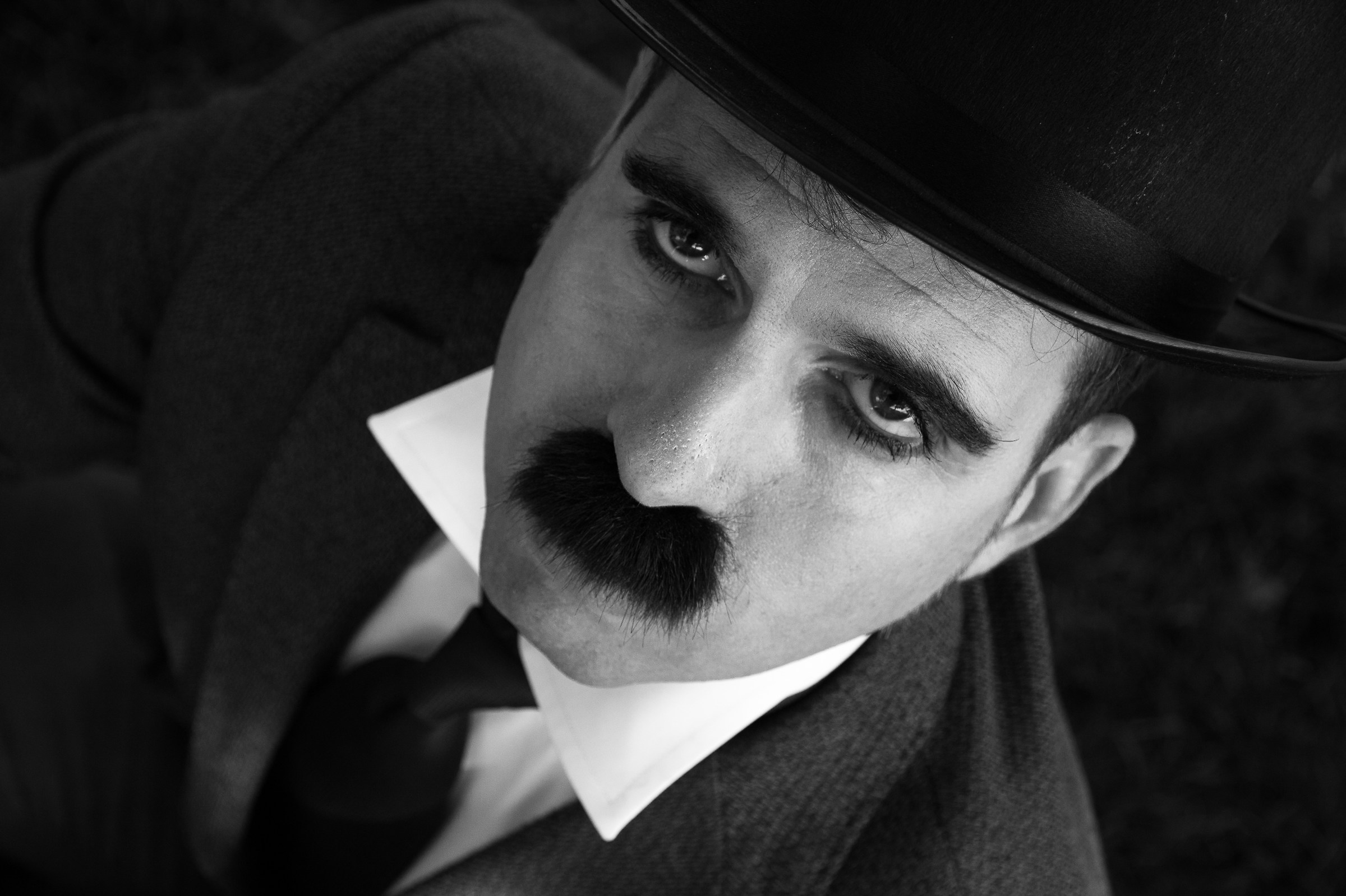 Il mio Chaplin...