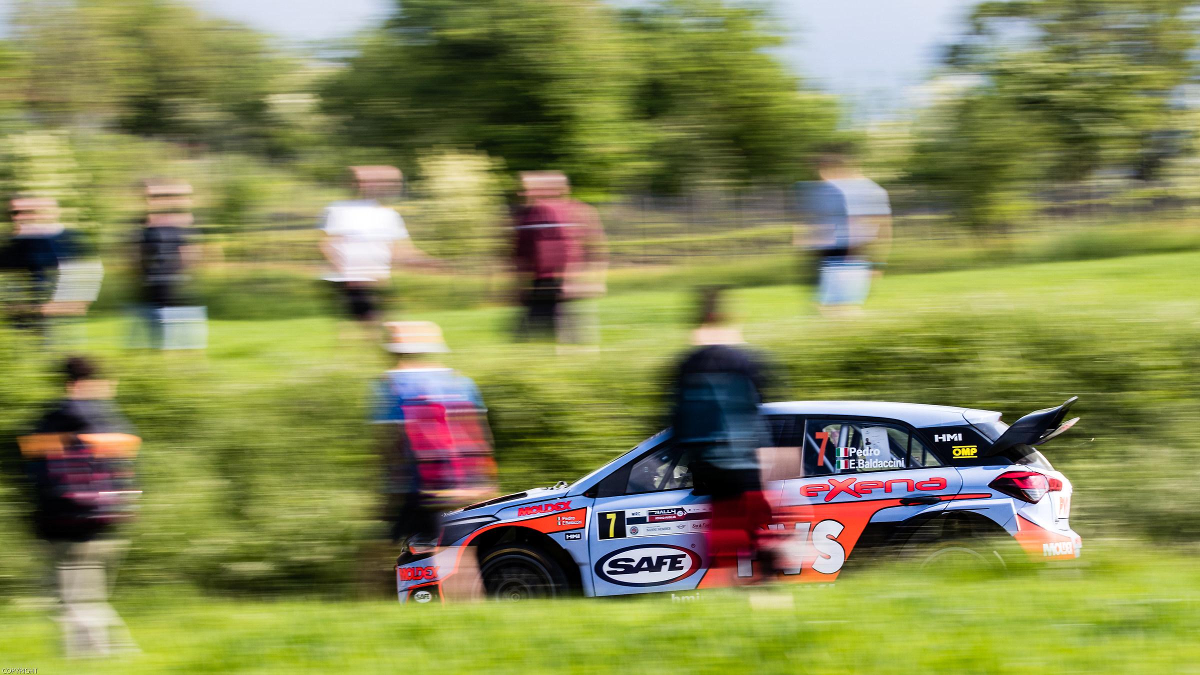 Pedro 42° Rally 1000 Miles...