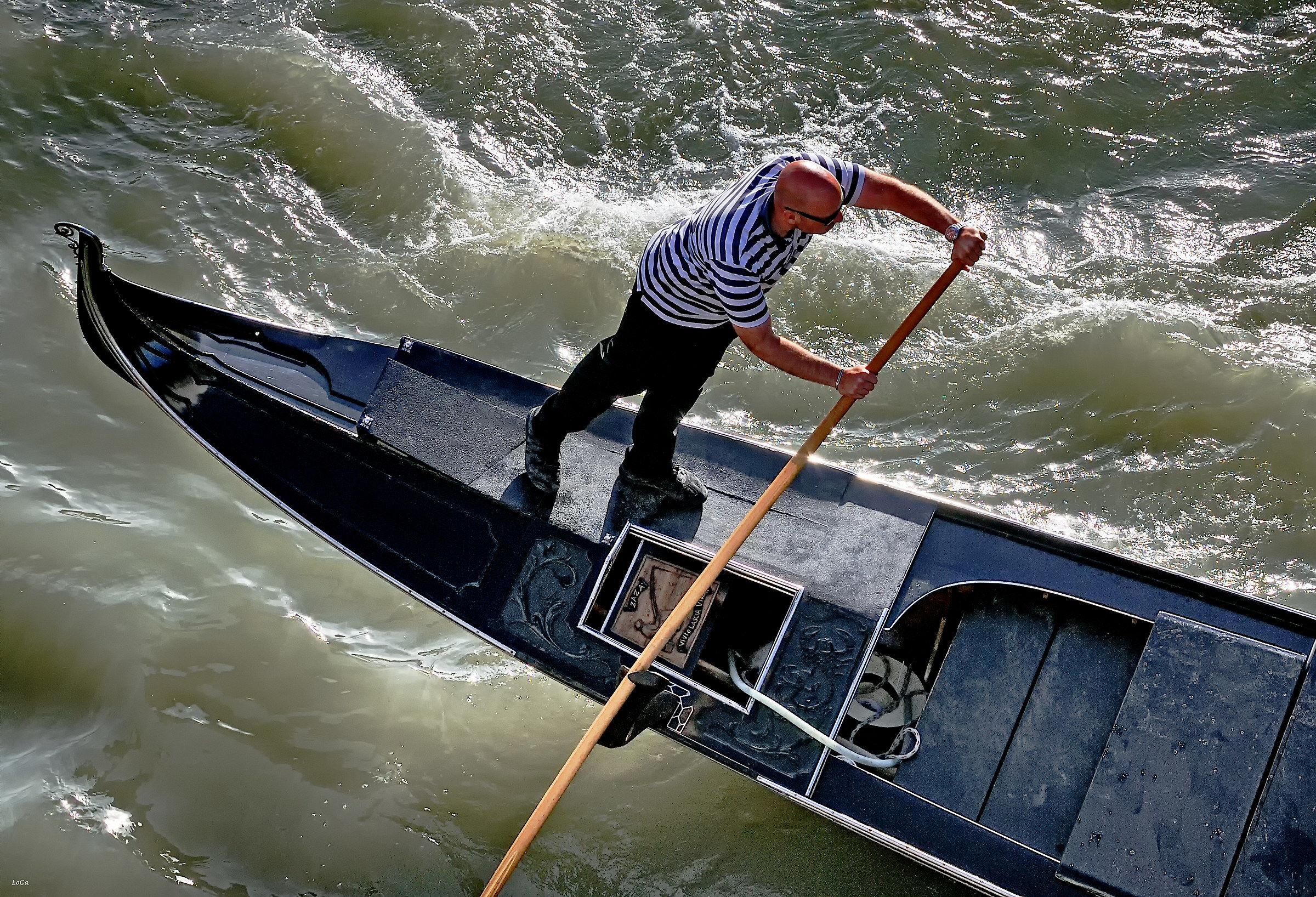 La Voga e il mare...