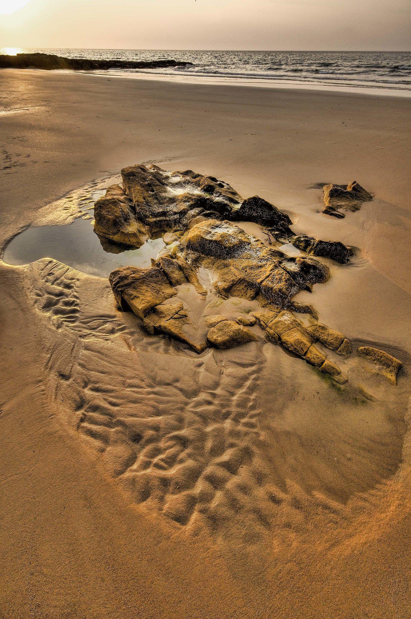 Beach Scotland...