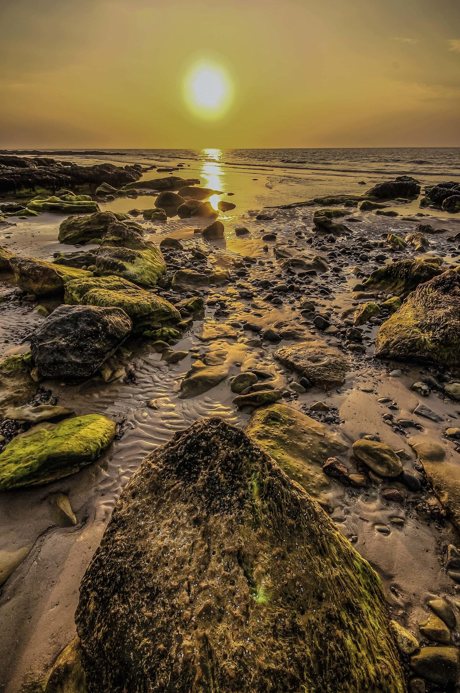 Sunset Scotland...