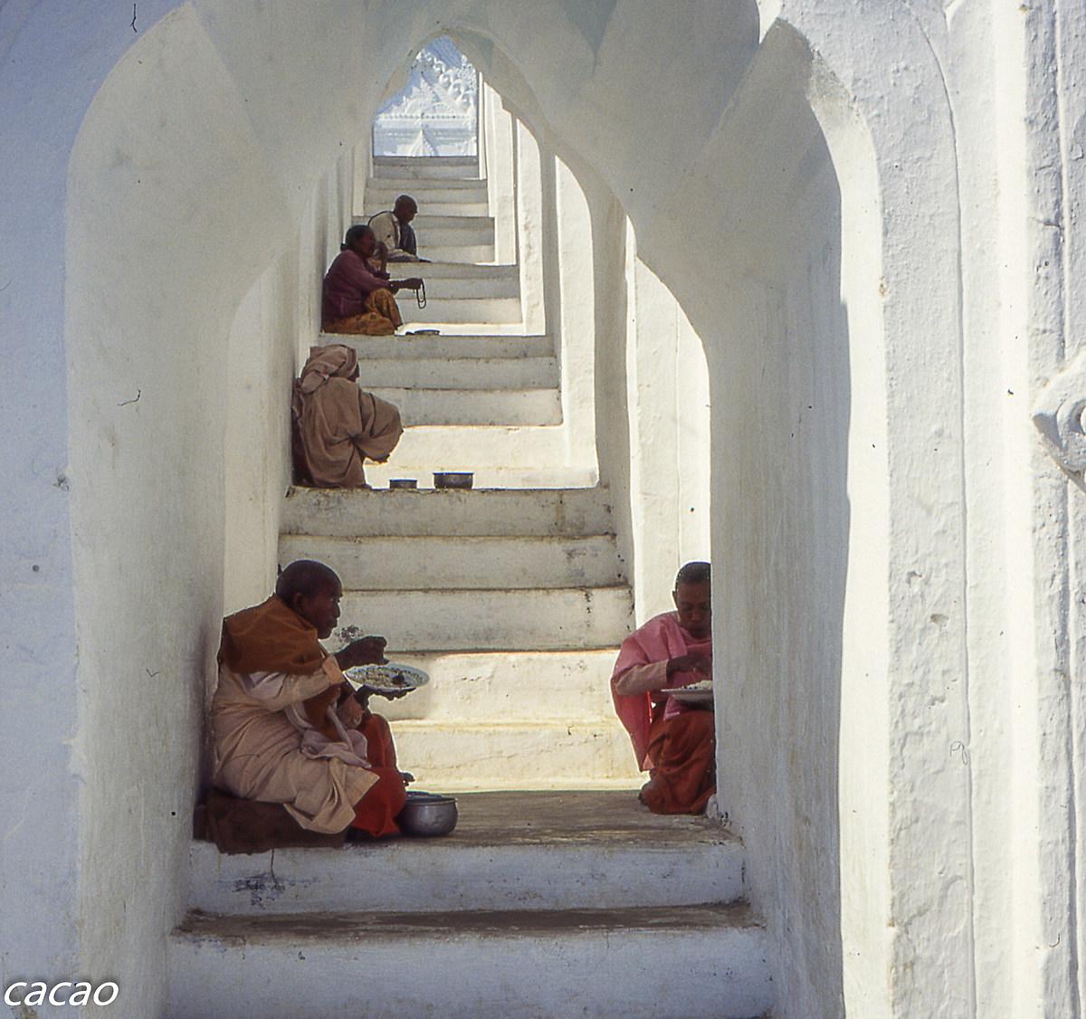 II poor Burma Temple...