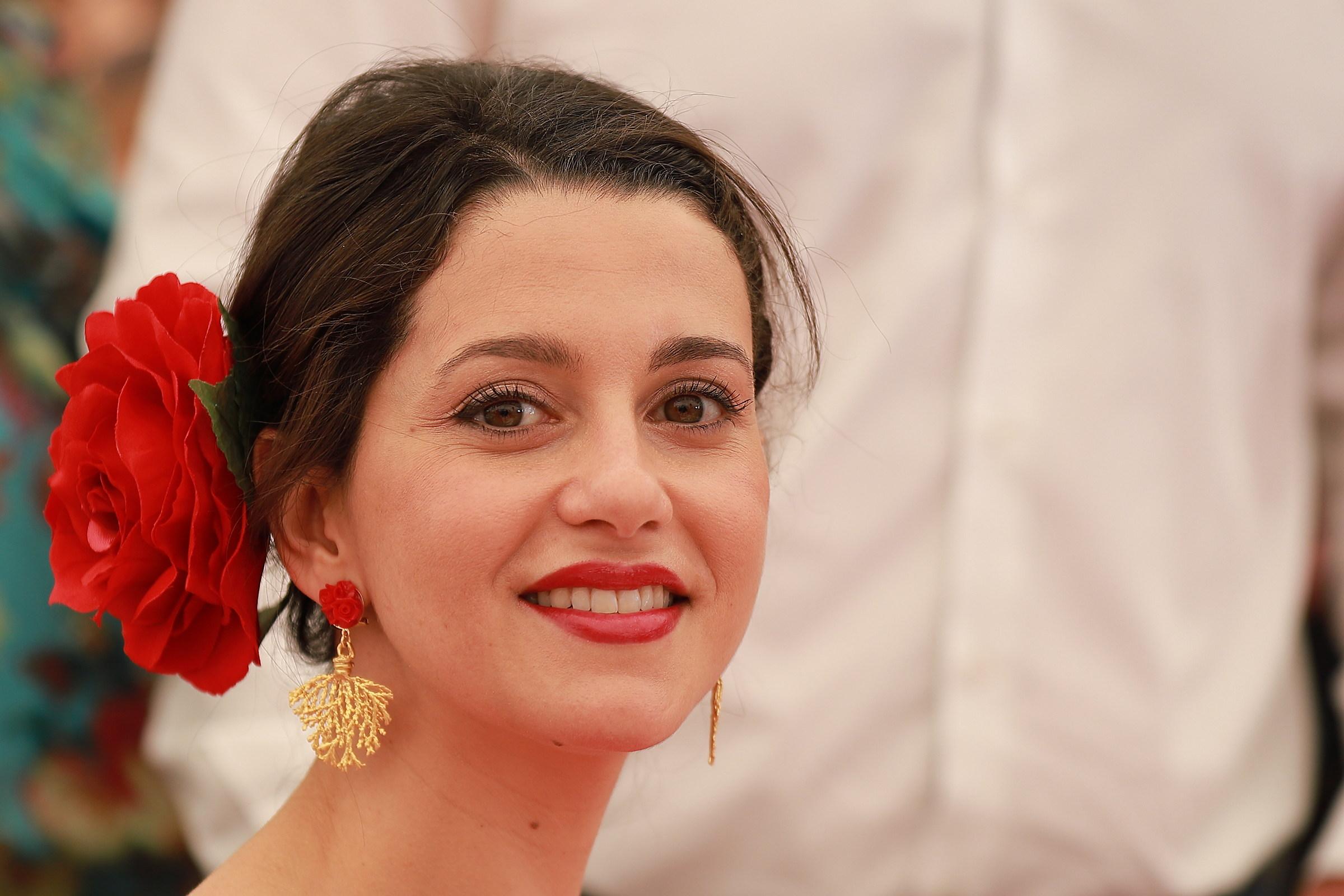 Inés Arrimadas...