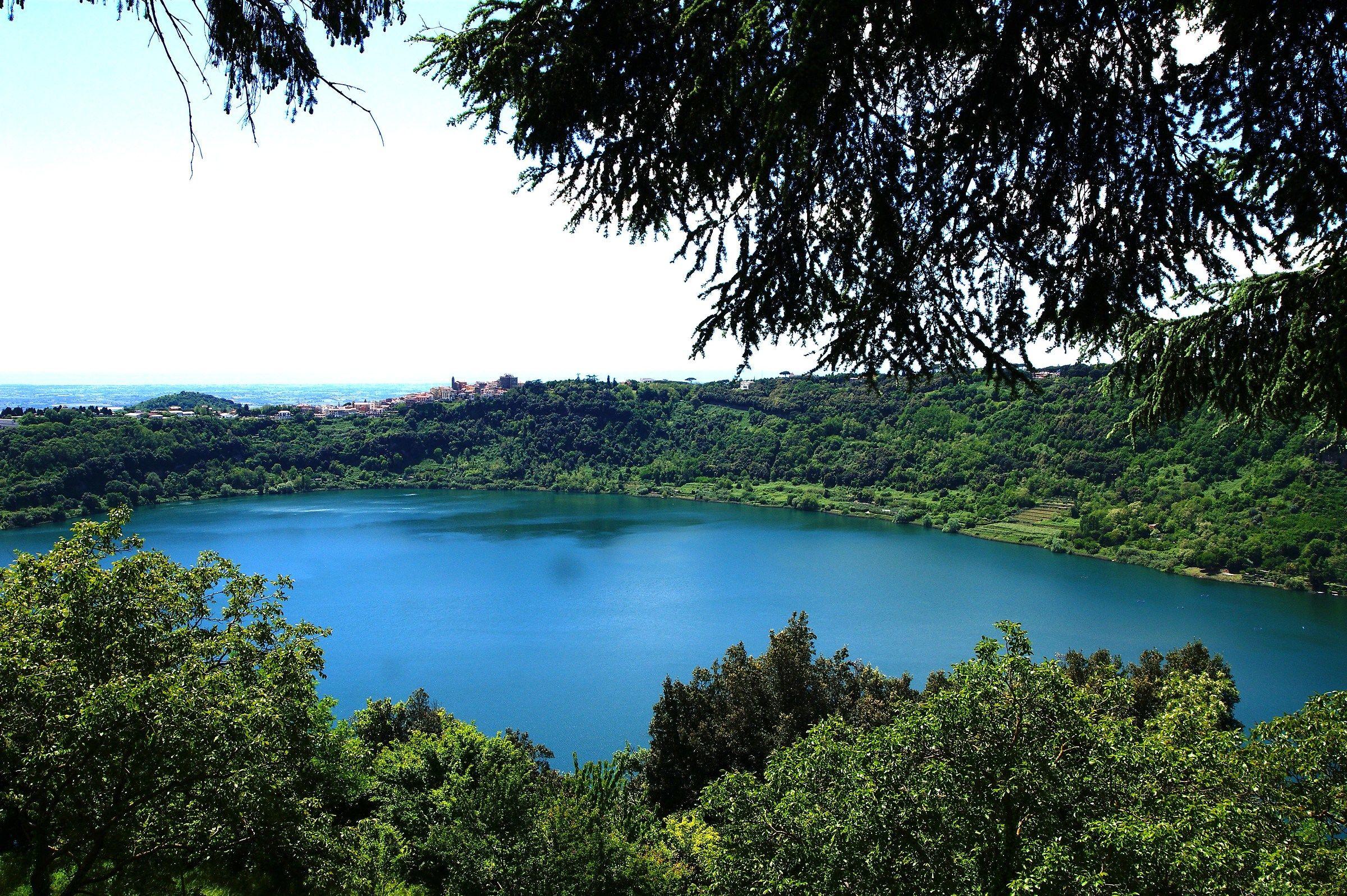 Lago di Nemi...
