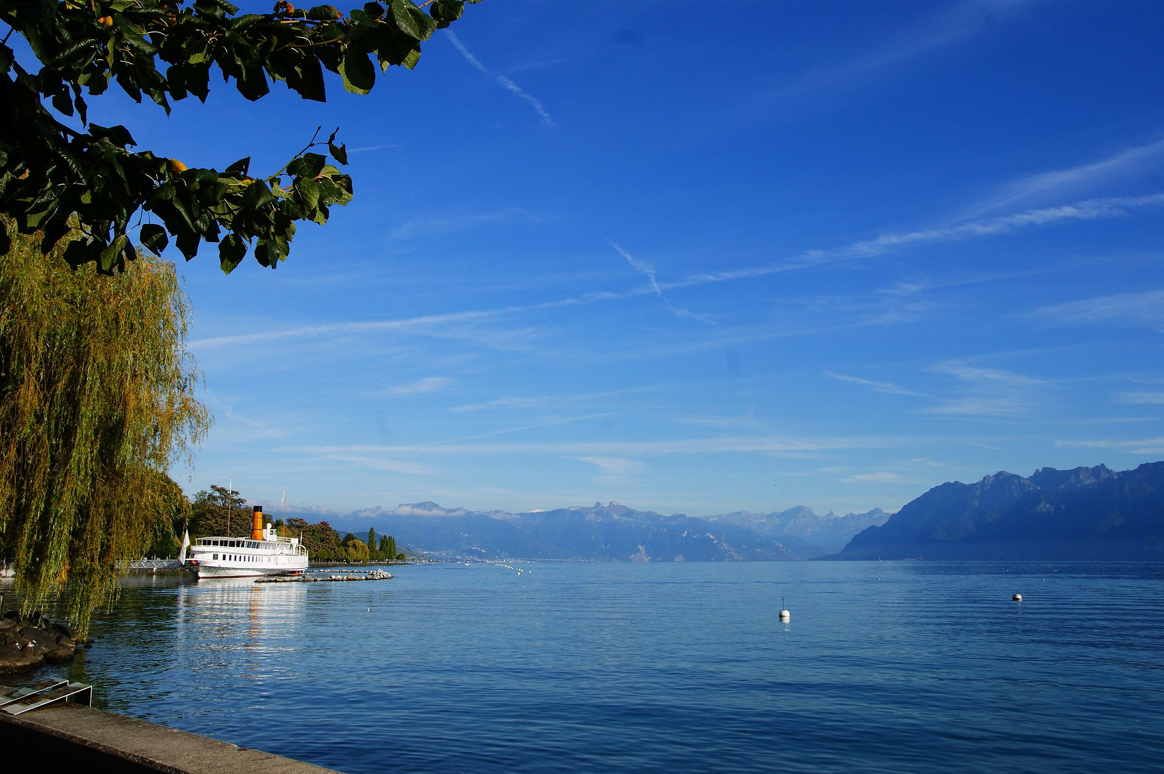 Lago di Losanna...