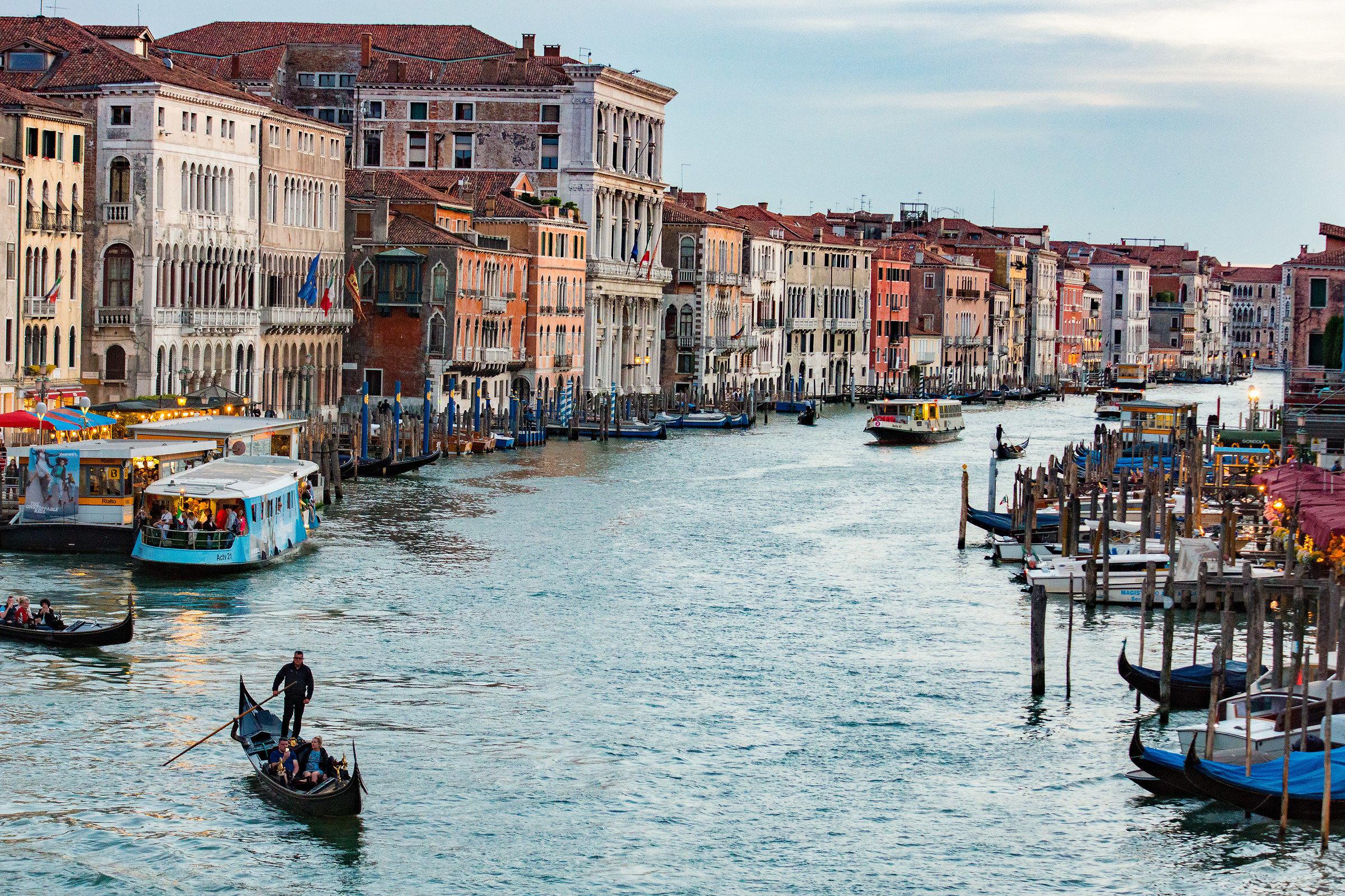 Postcard of Venice ...