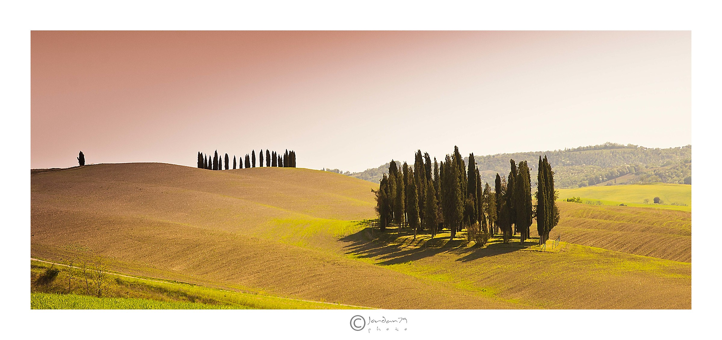 Postcard from Val D'orcia...