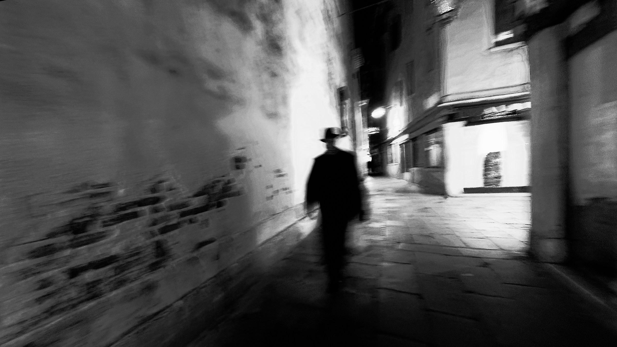 The shadow man - vivere a Venezia...
