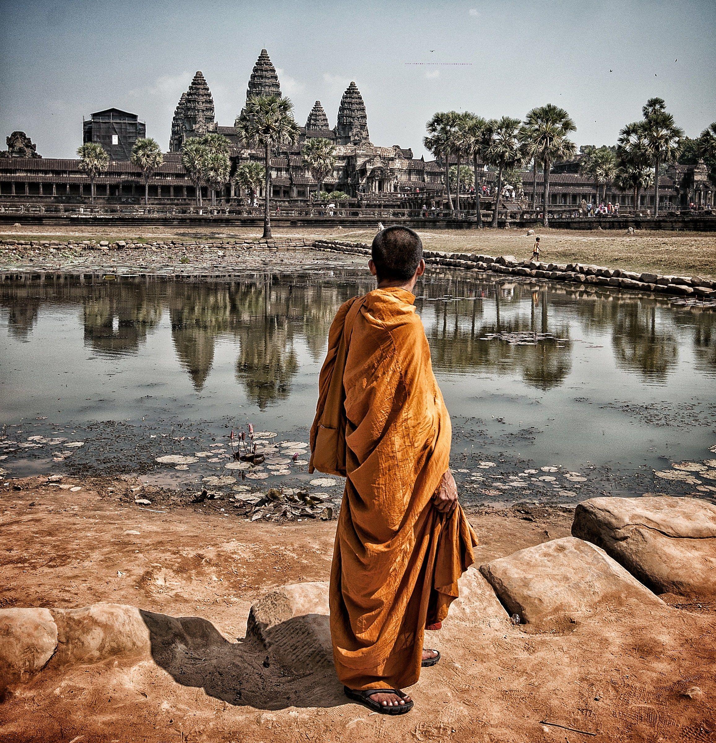 A look at Angkor...
