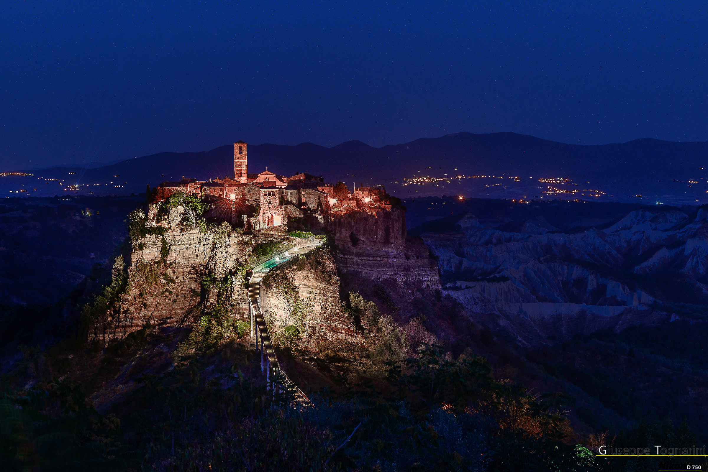 """Civita di-""""The Dying Country"""" ..."""
