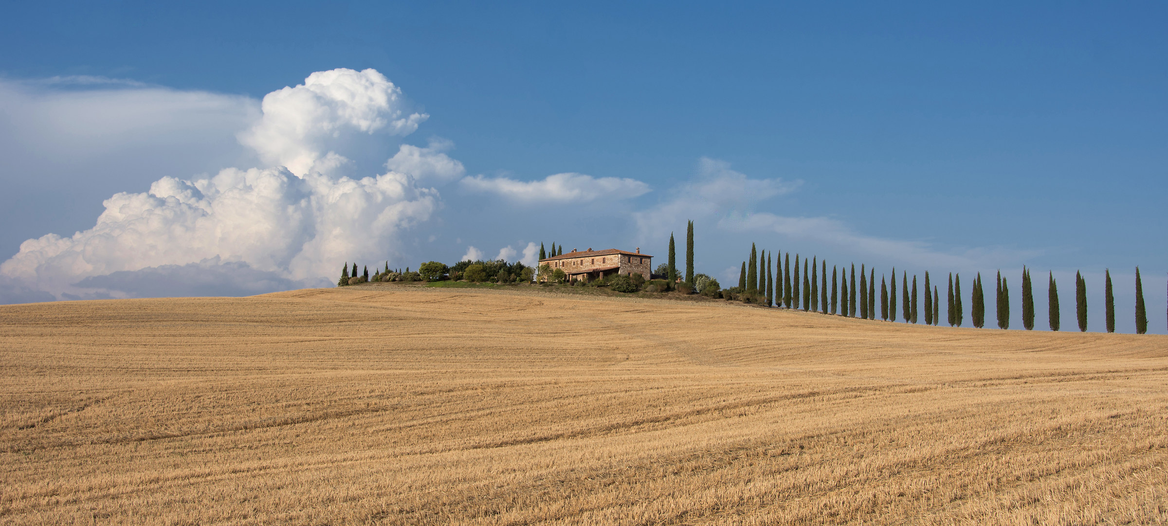Val d orcia...