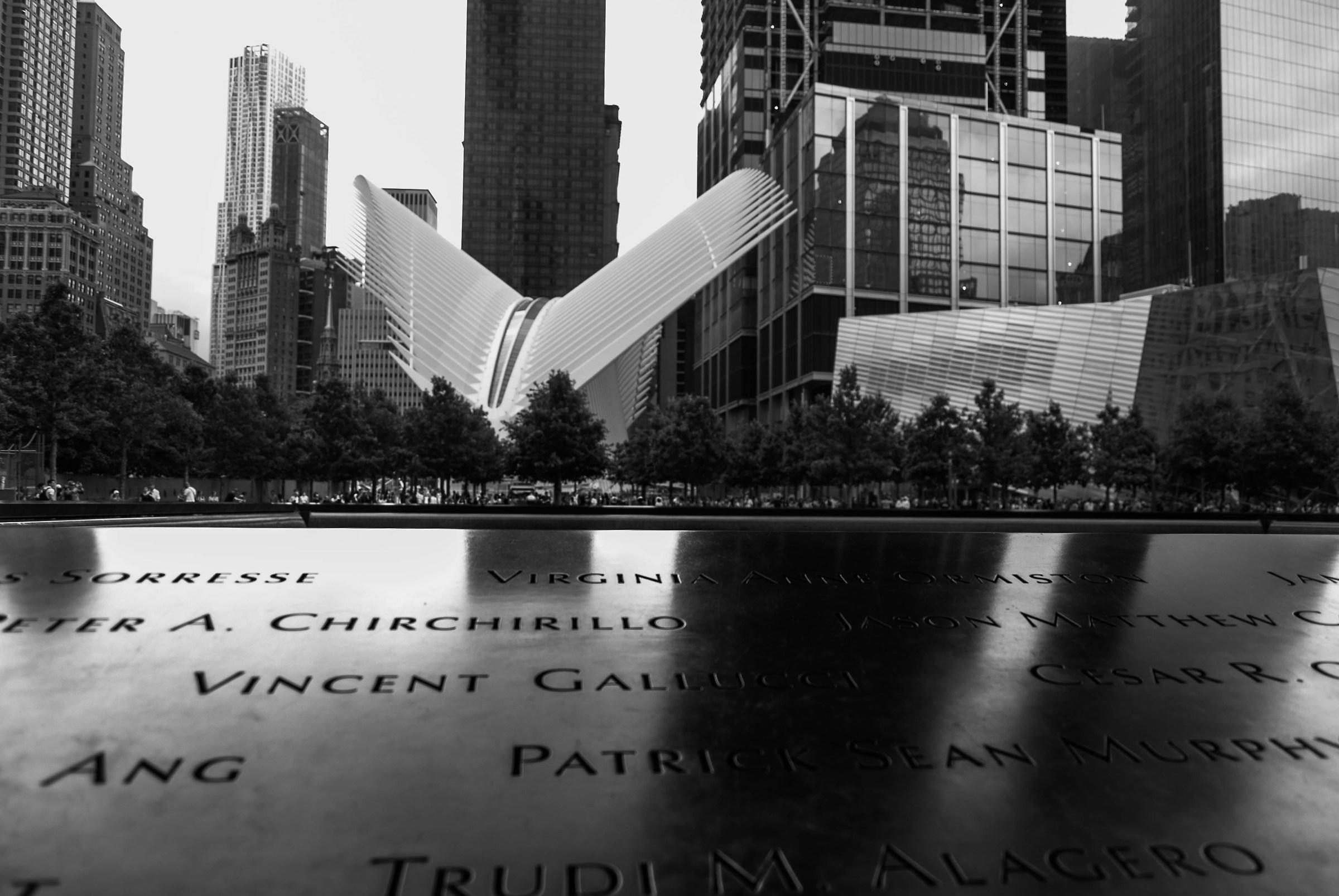 Memorial NYC...