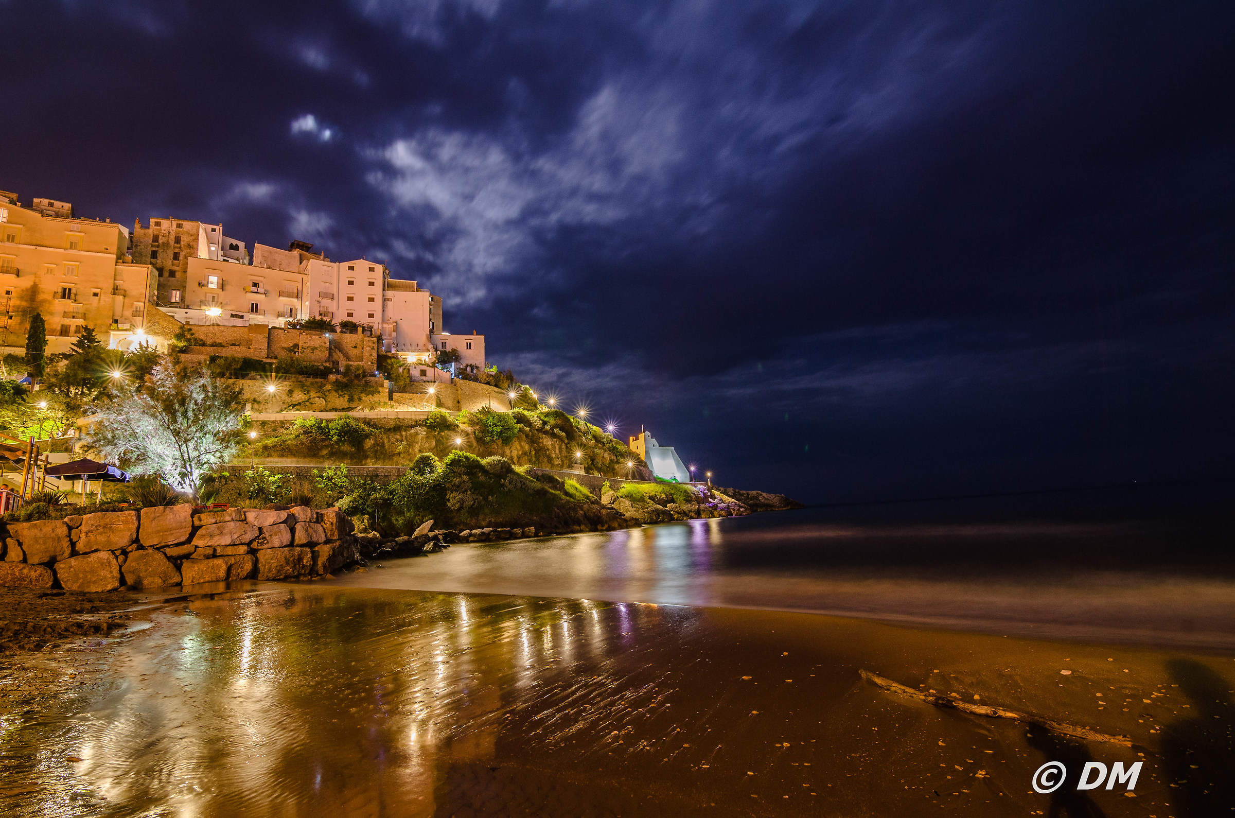 Sperlonga by Night...