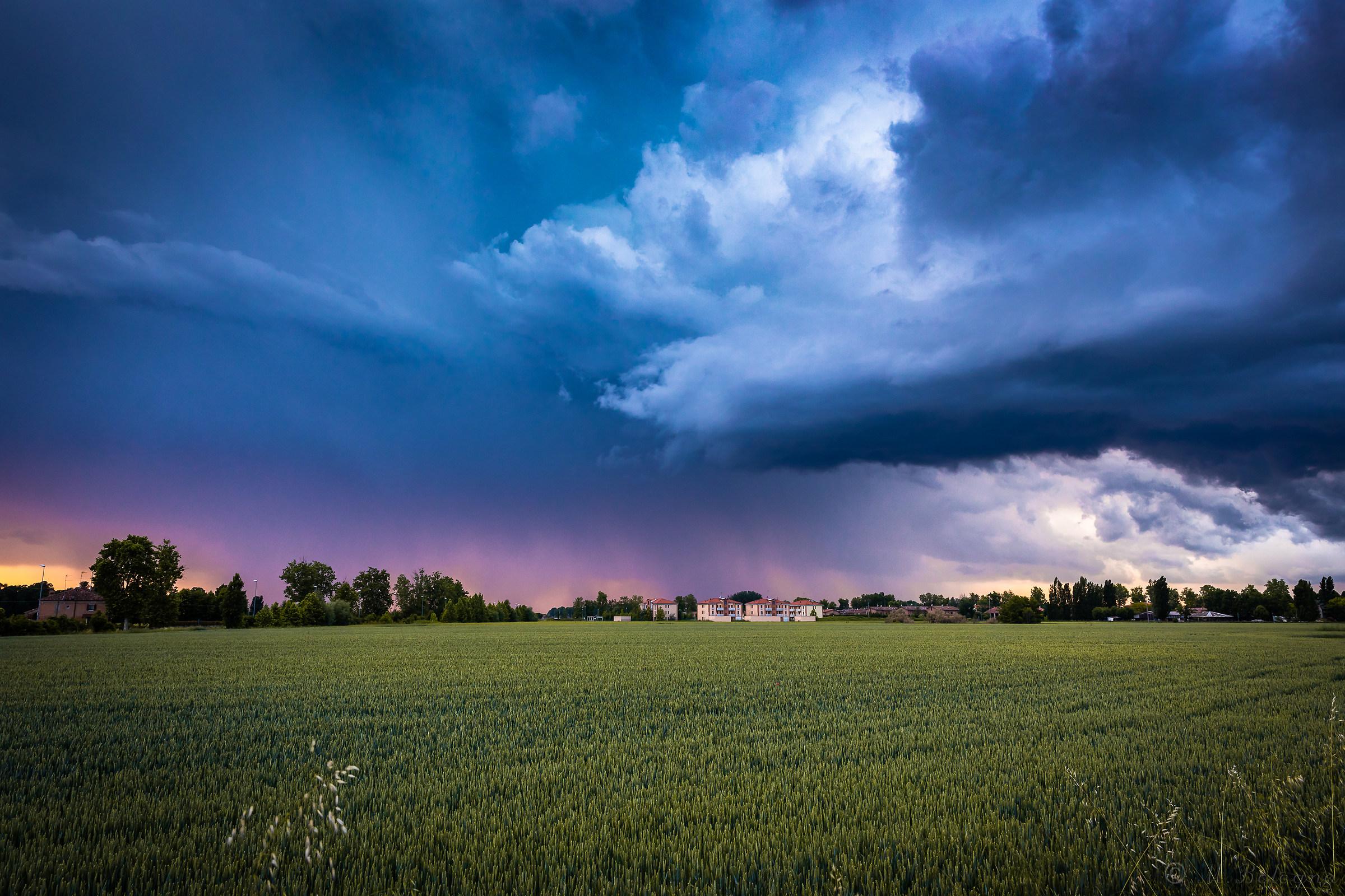 Nuvoloni...