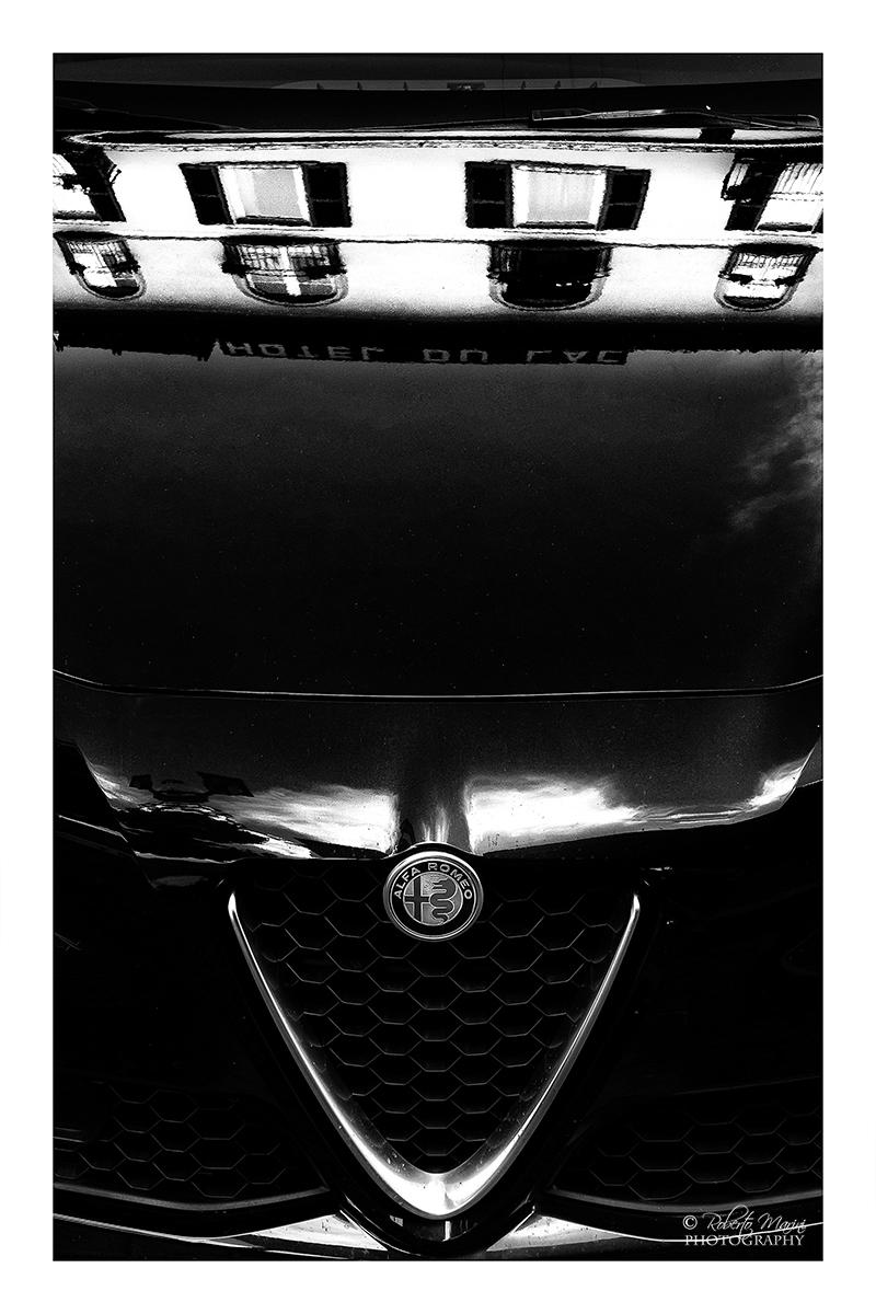 Hotel Alfa Romeo...