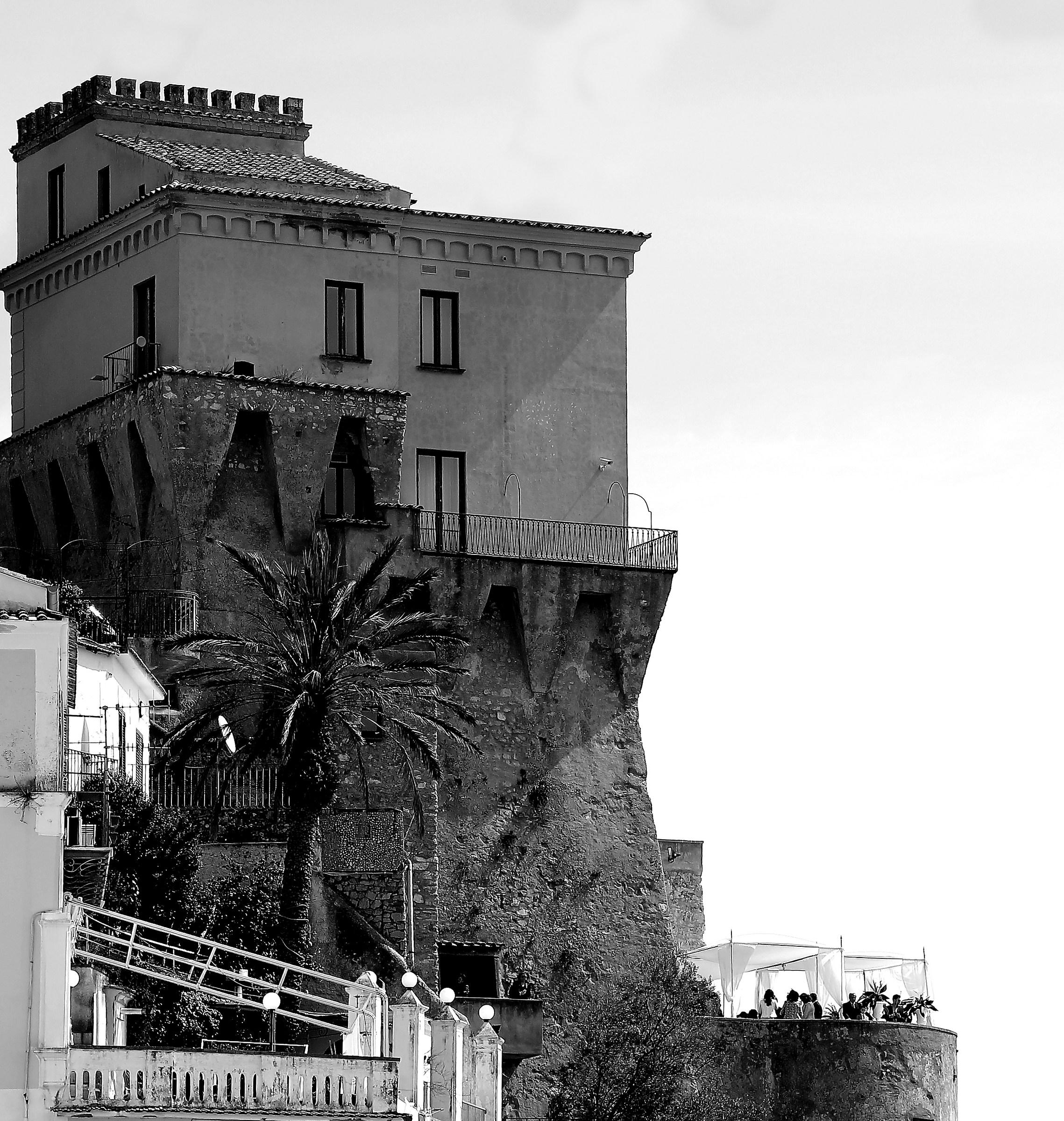 Torre di Cetara...