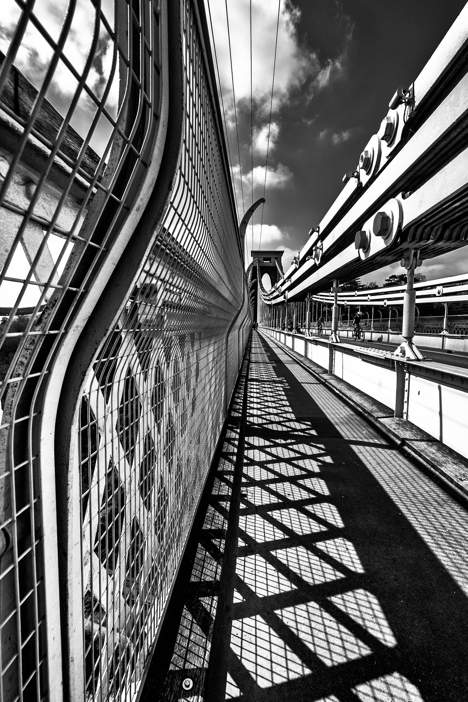 Clifton Suspension Bridge...