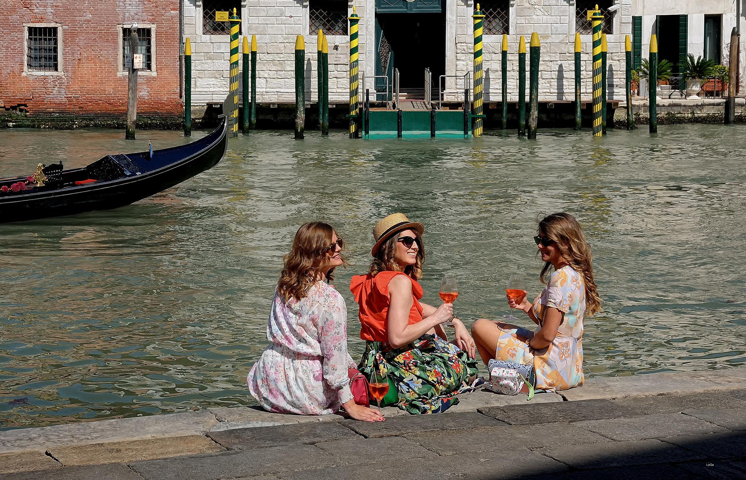 ... fame un spritz de Venessia...