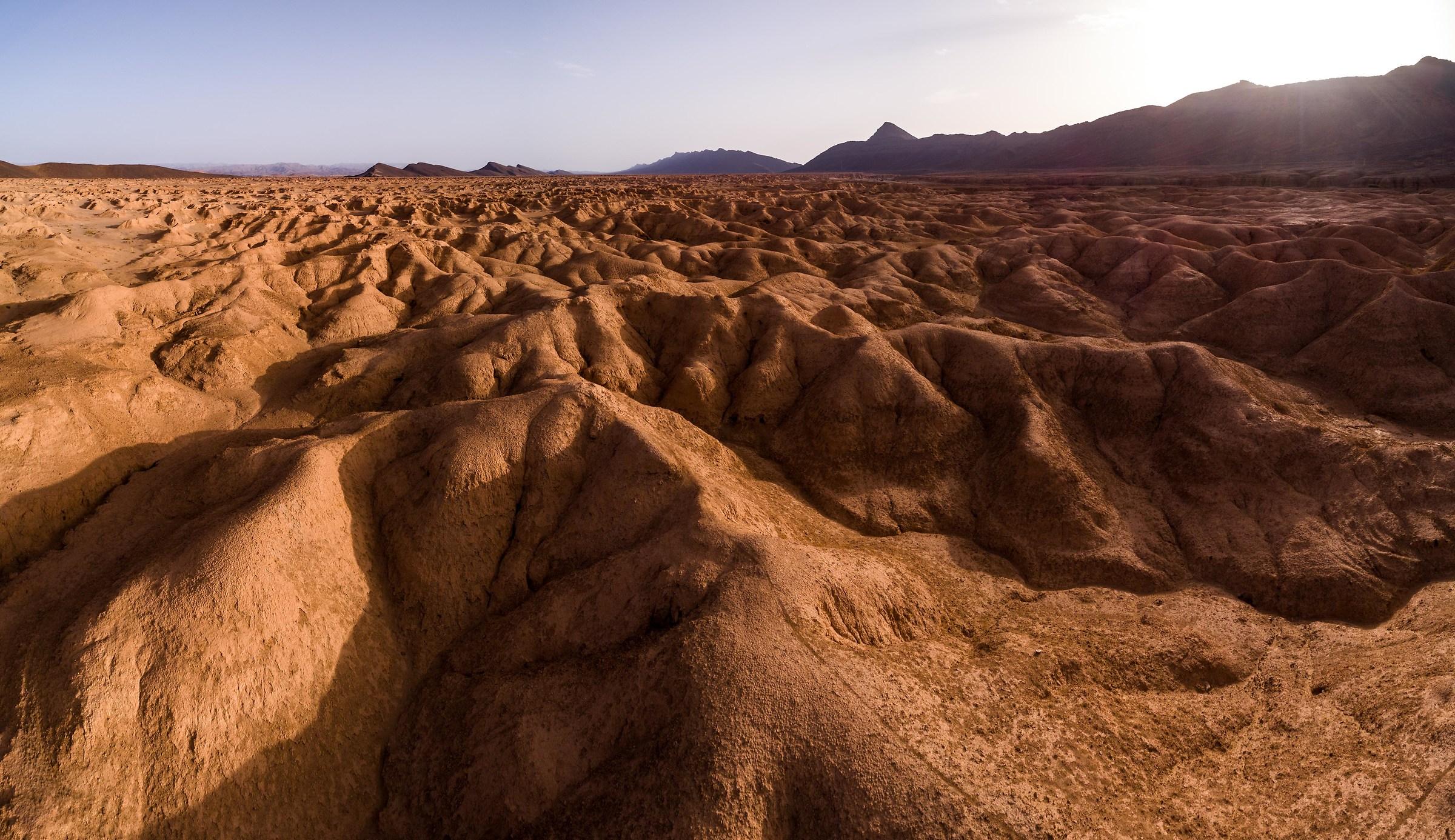 Canyon del deserto...