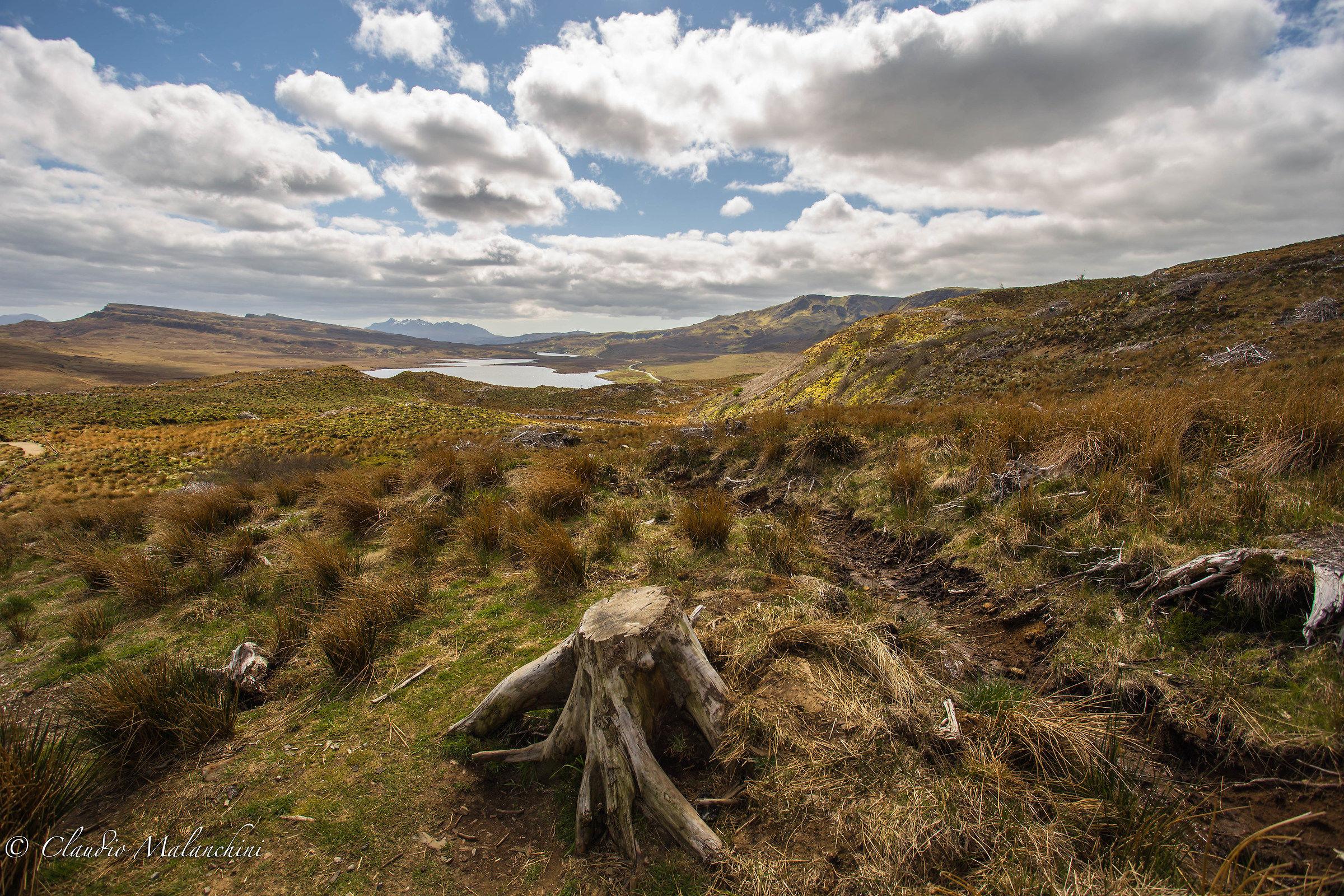 Scottish panorama...