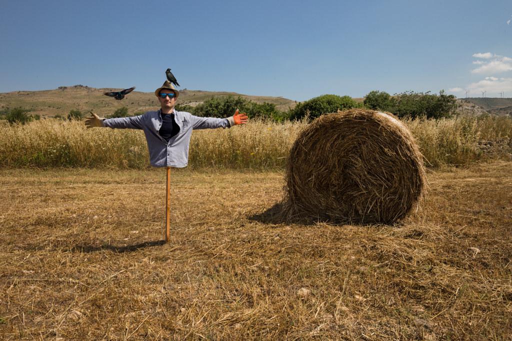 Scarecrow...