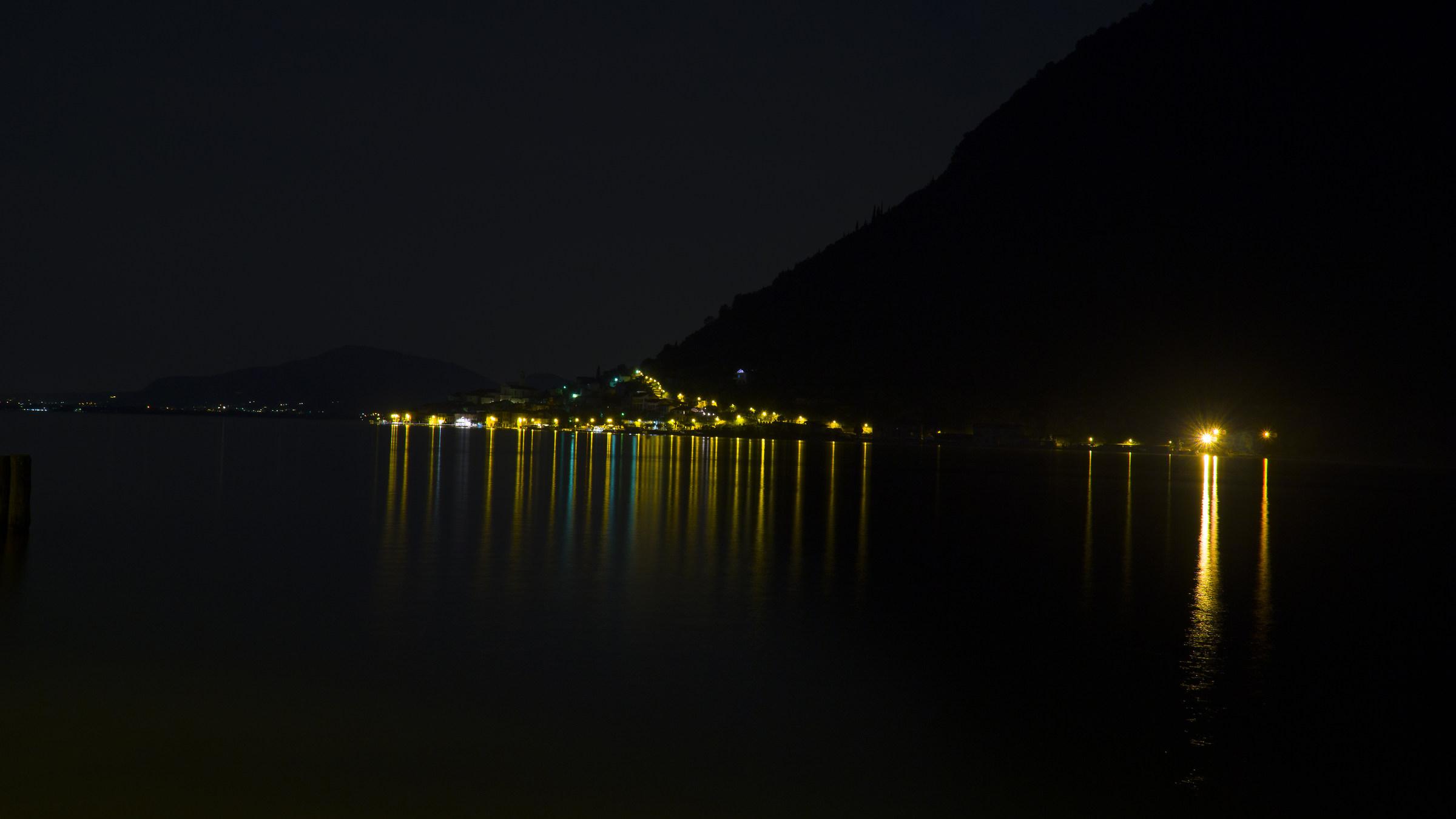 luci del lago...