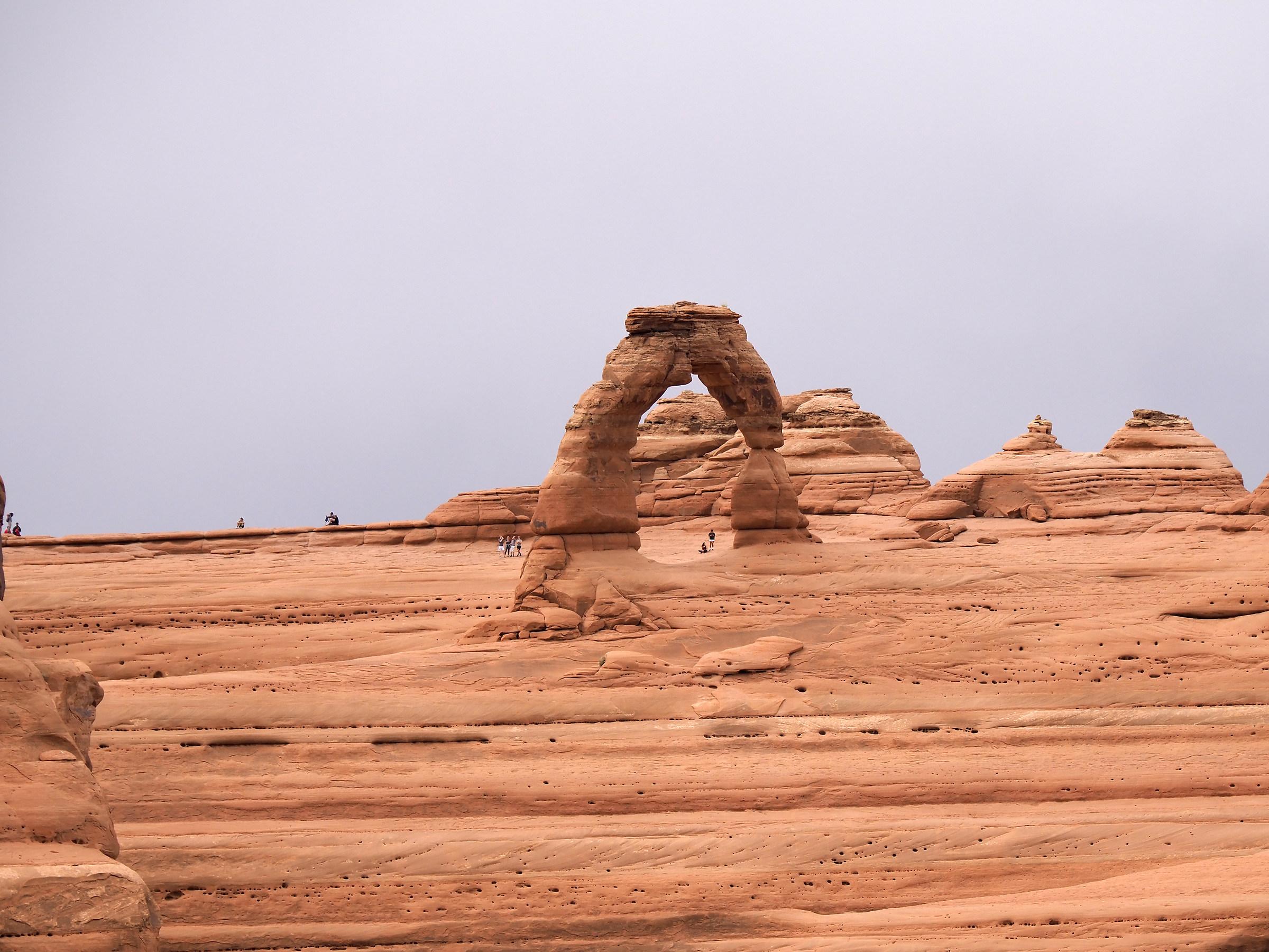 Arches: Delicate Arch...