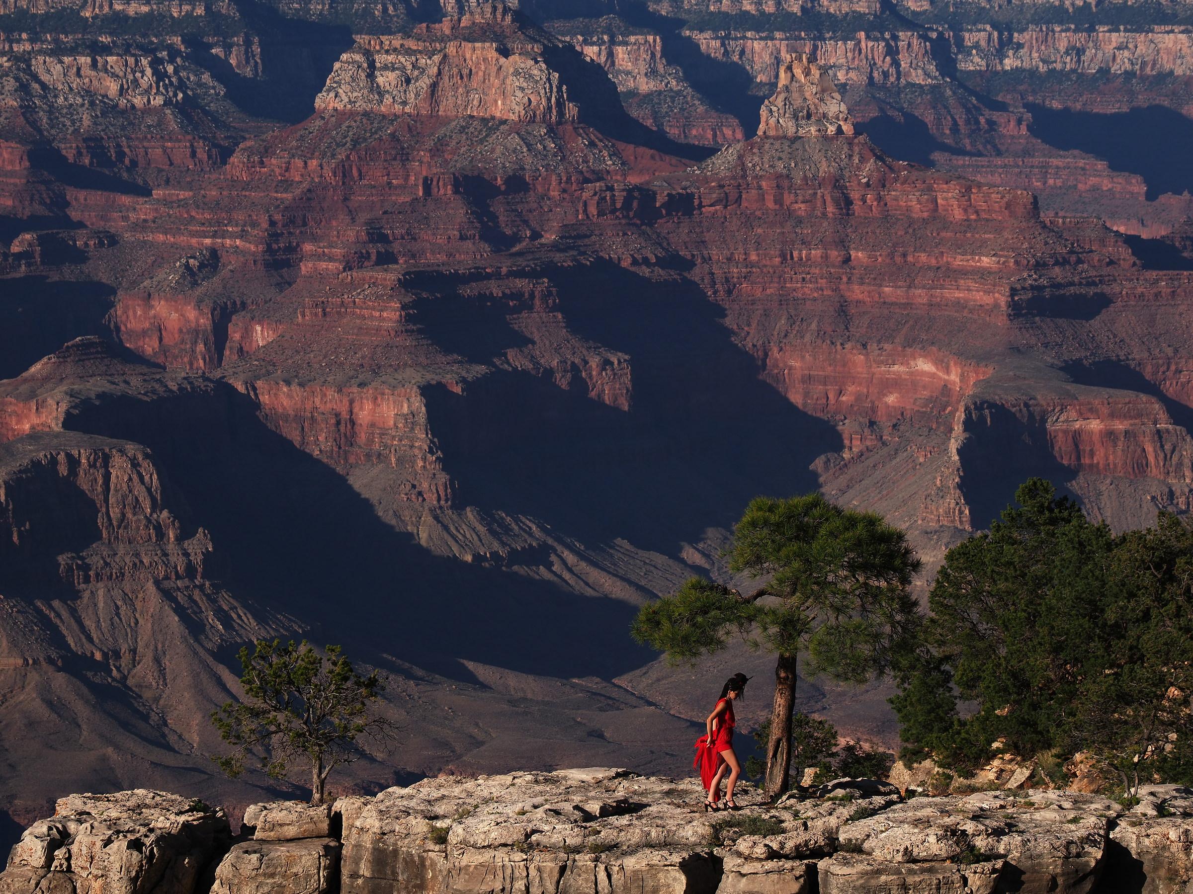 Grand Canyon...