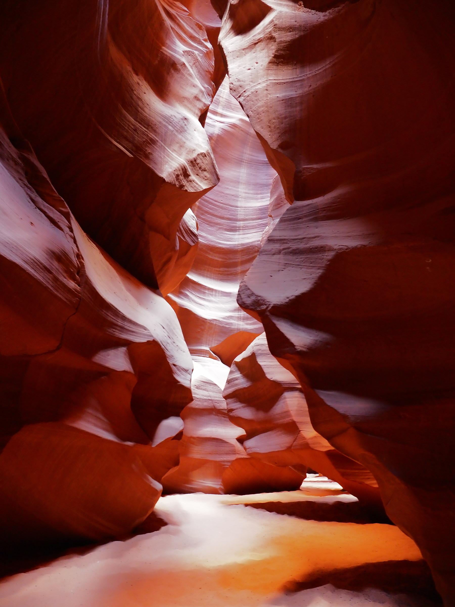 Antelope Canyon...