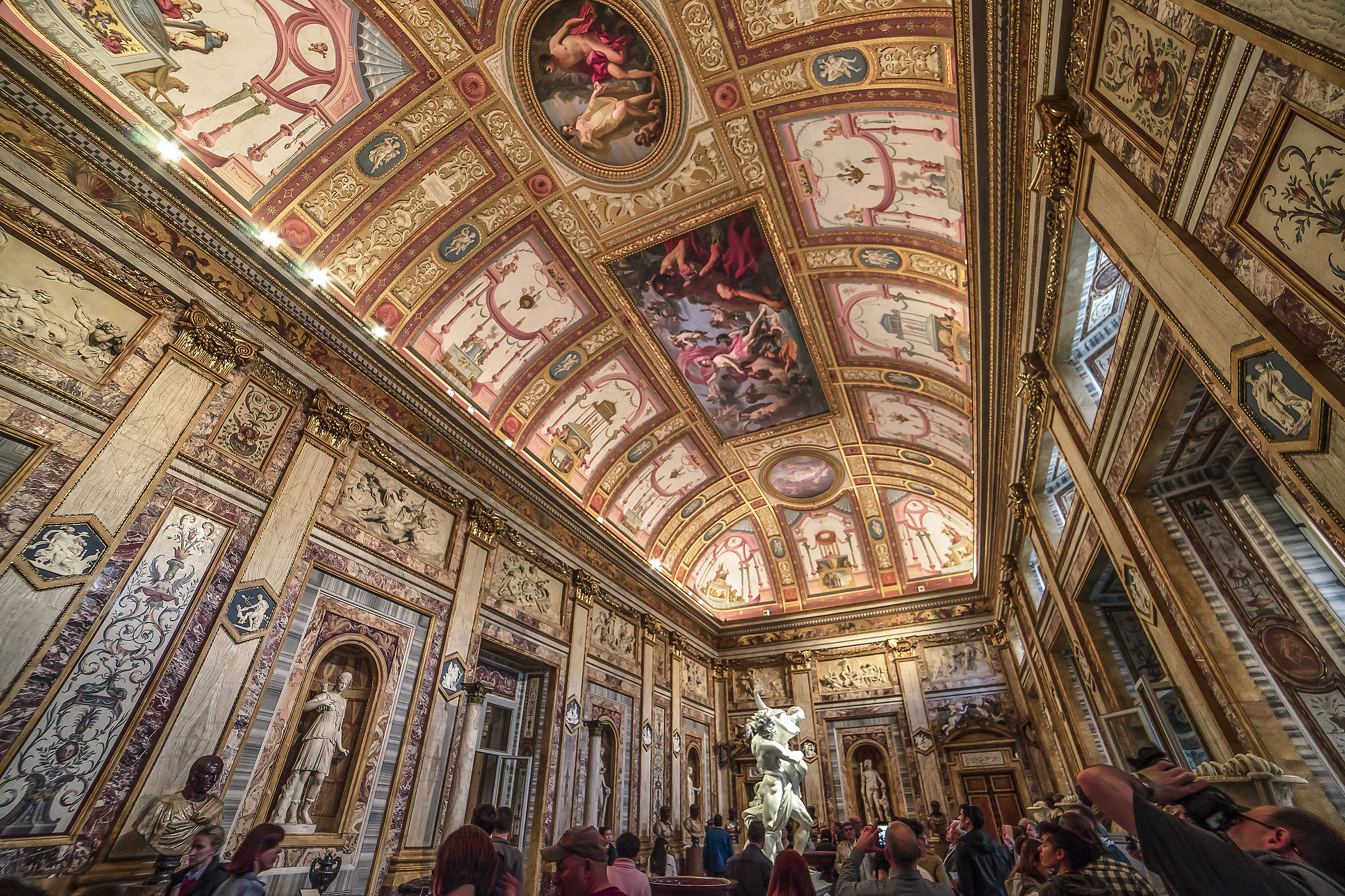 Emperors ' Hall...