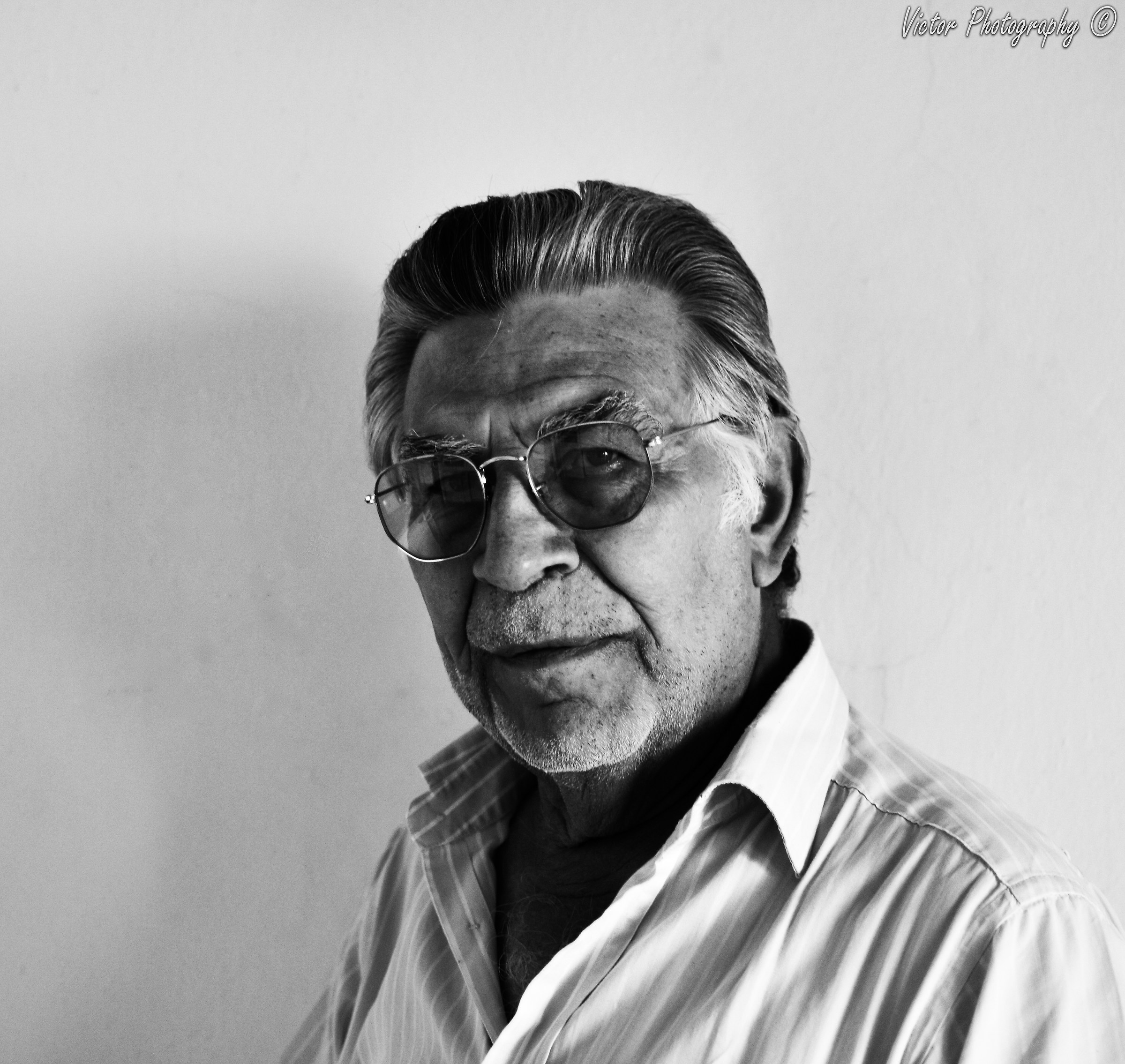 Portrait of My Father...