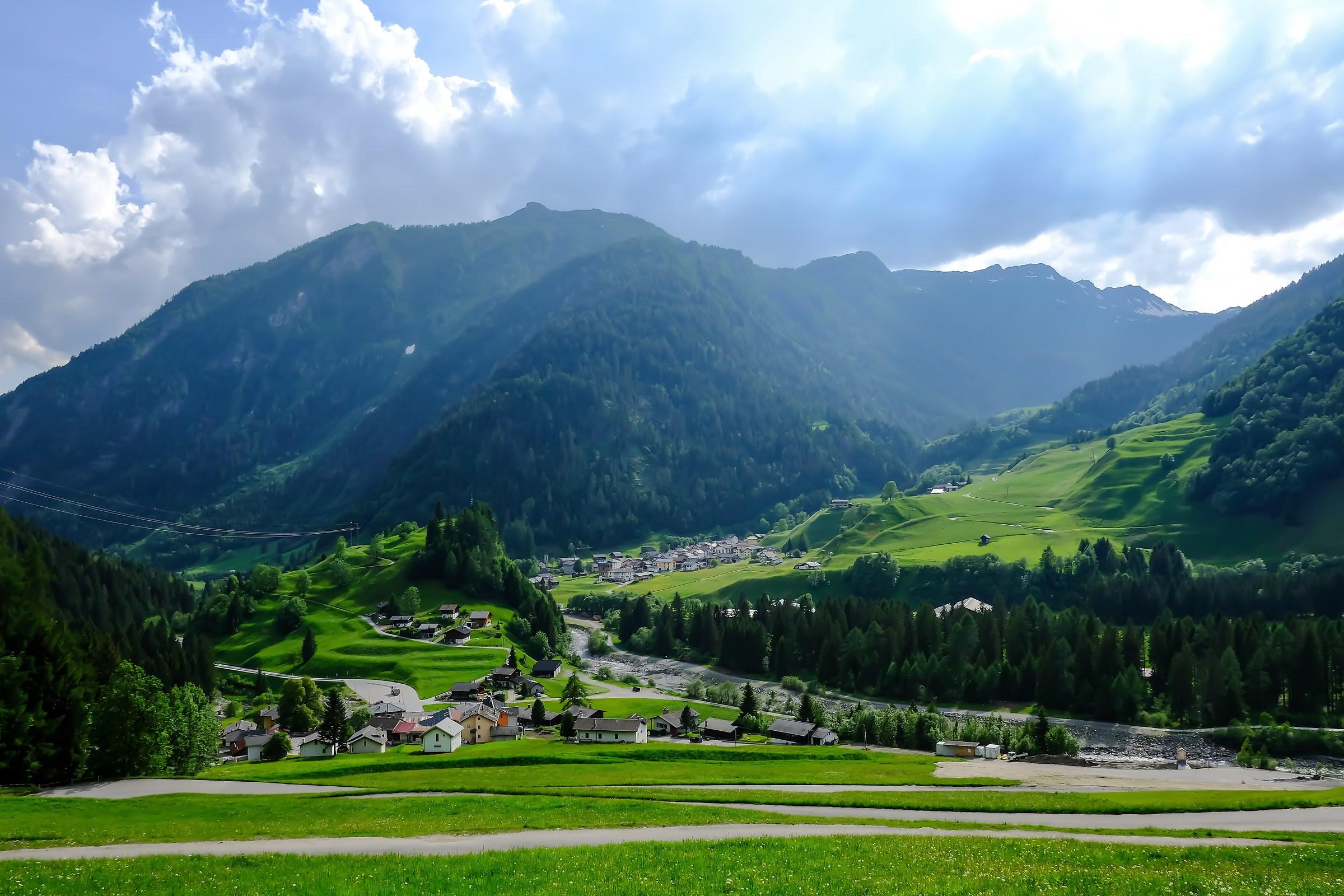 Campo Blenio (Switzerland)...