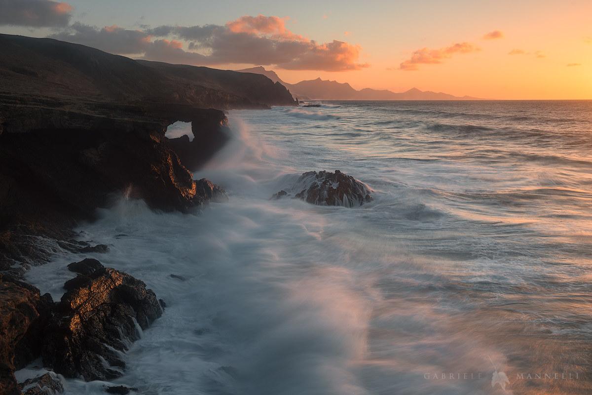 Atlantic Ocean...