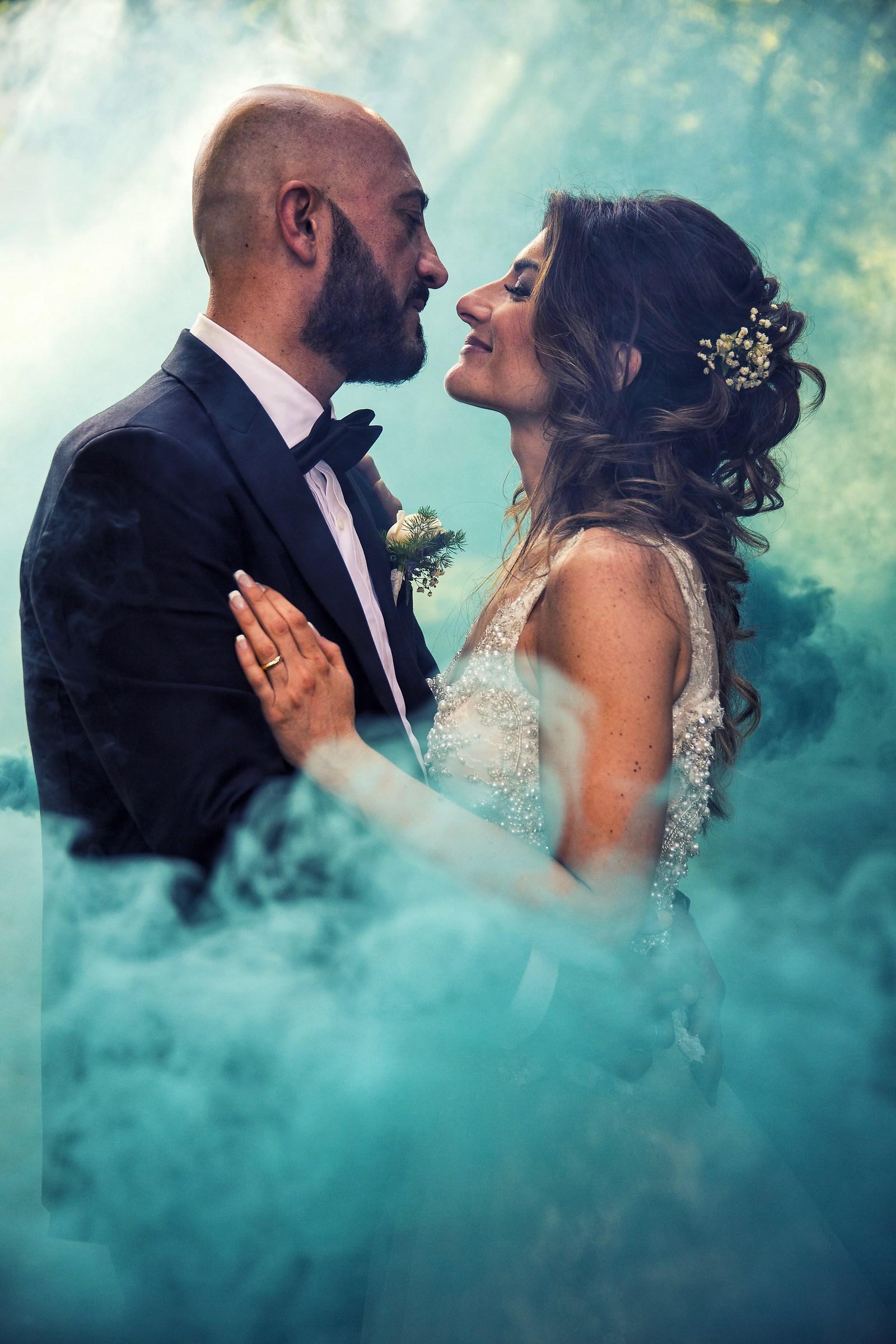 Hugging Smoke...