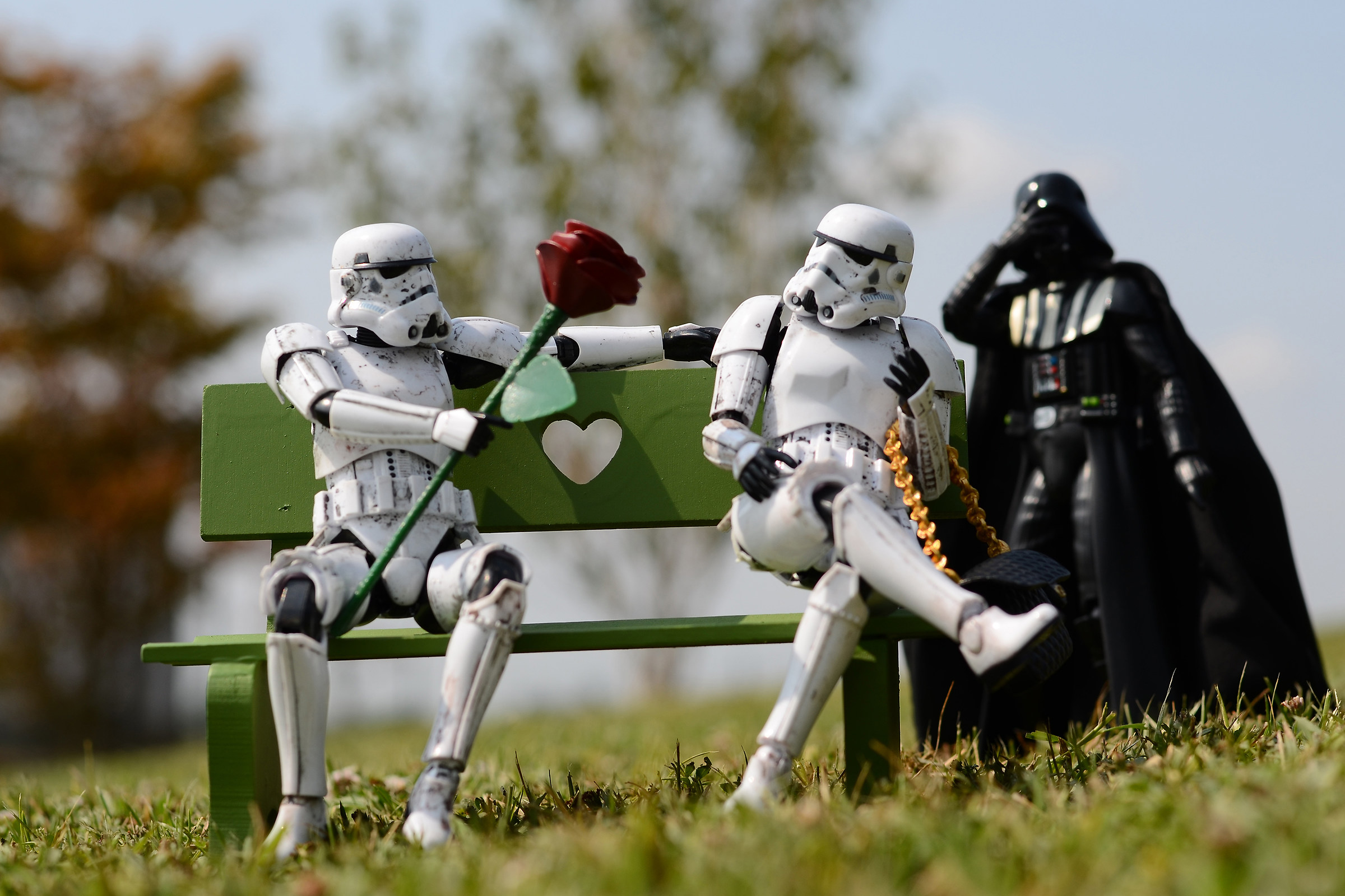 Stormtrooper story....