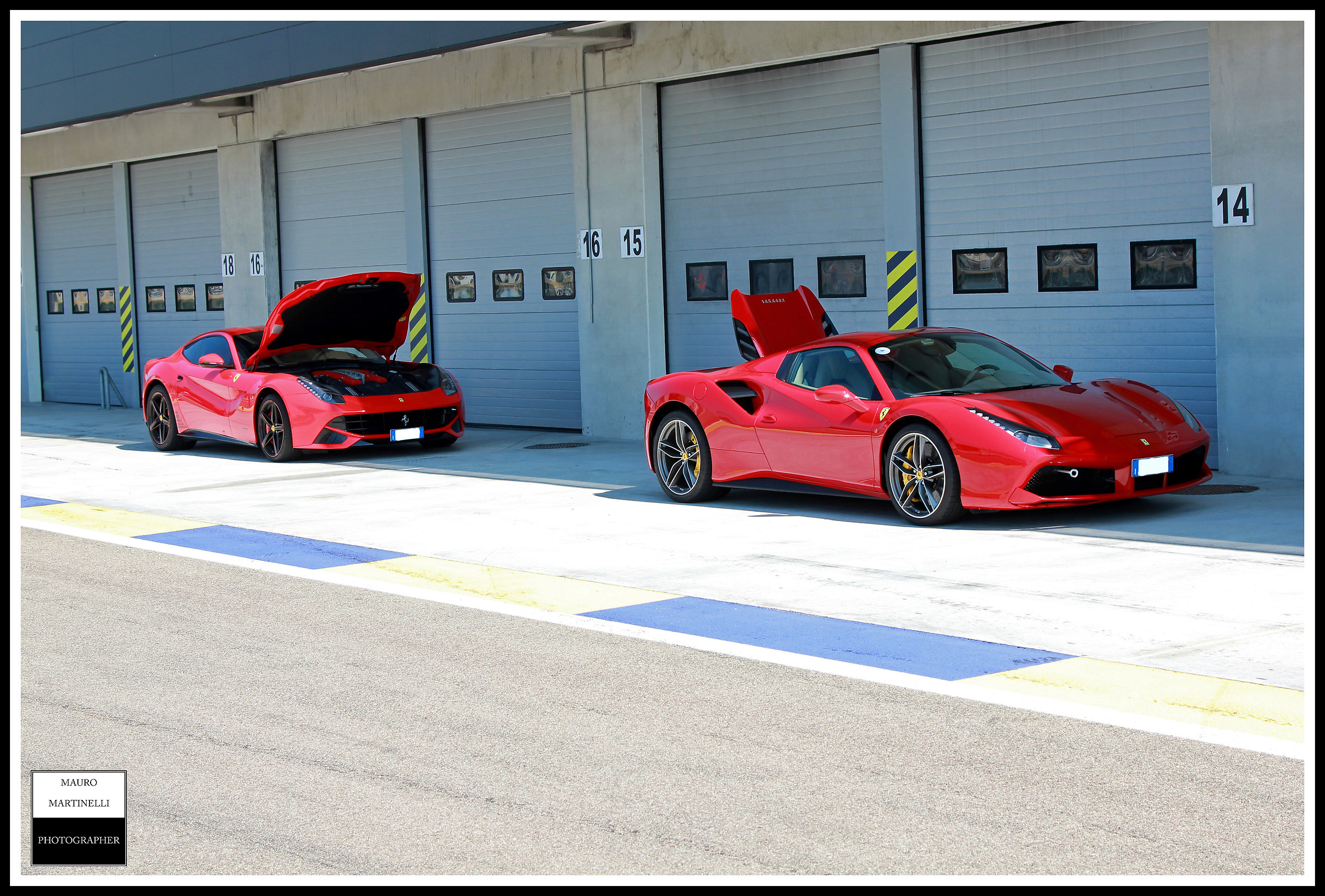 Ferrari Exclusive Driving Day...