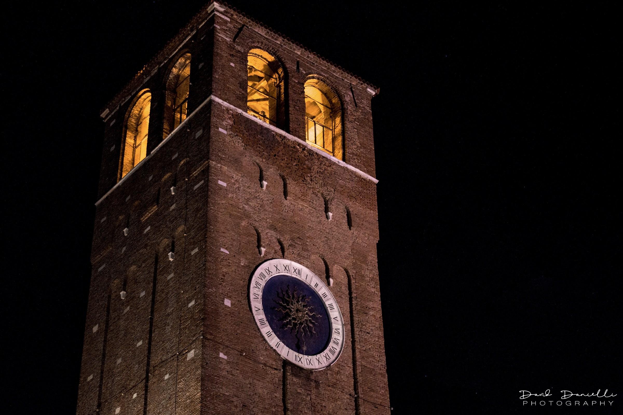 Torre dell'orologio di Sant'Andrea...