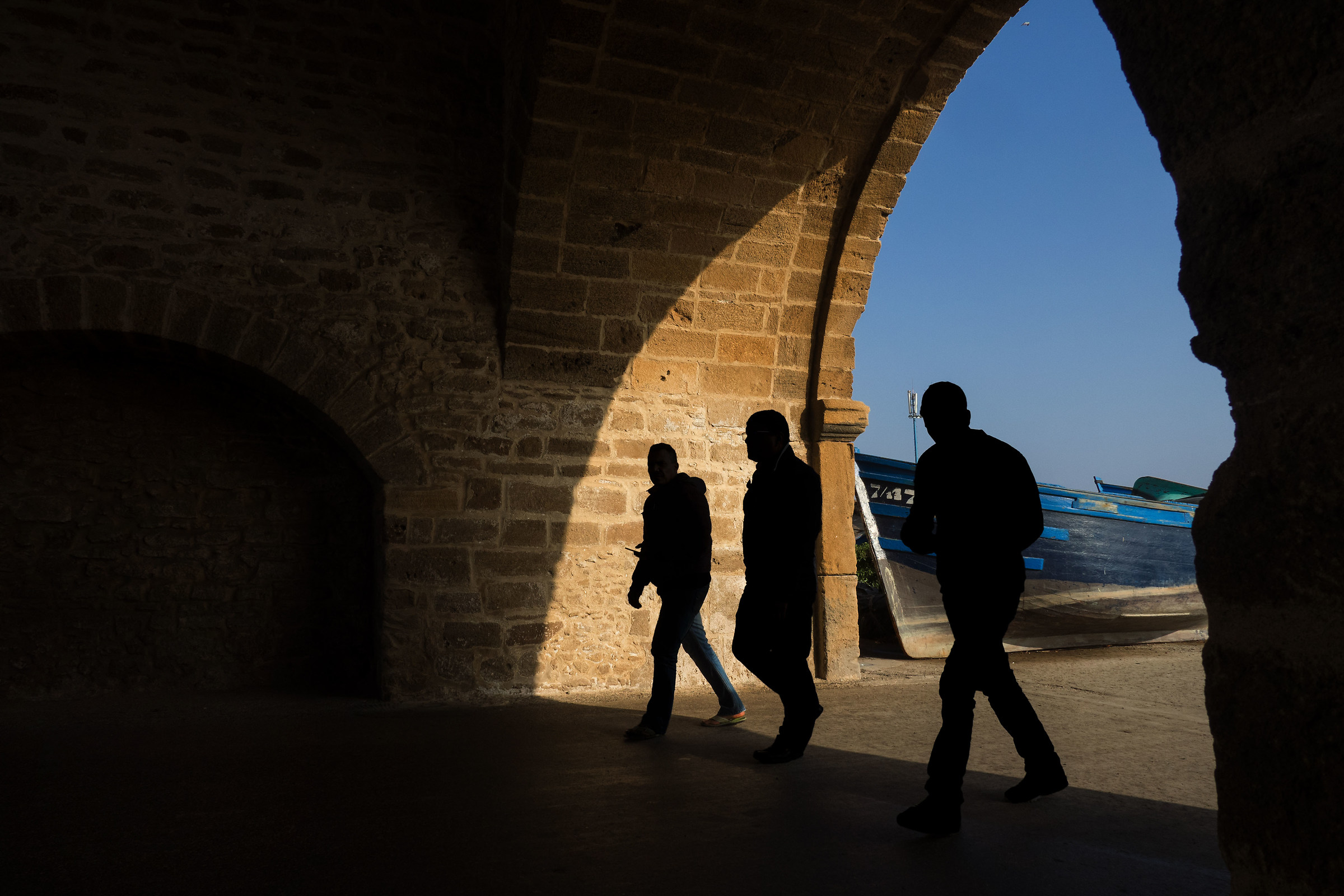 Morocco Street...
