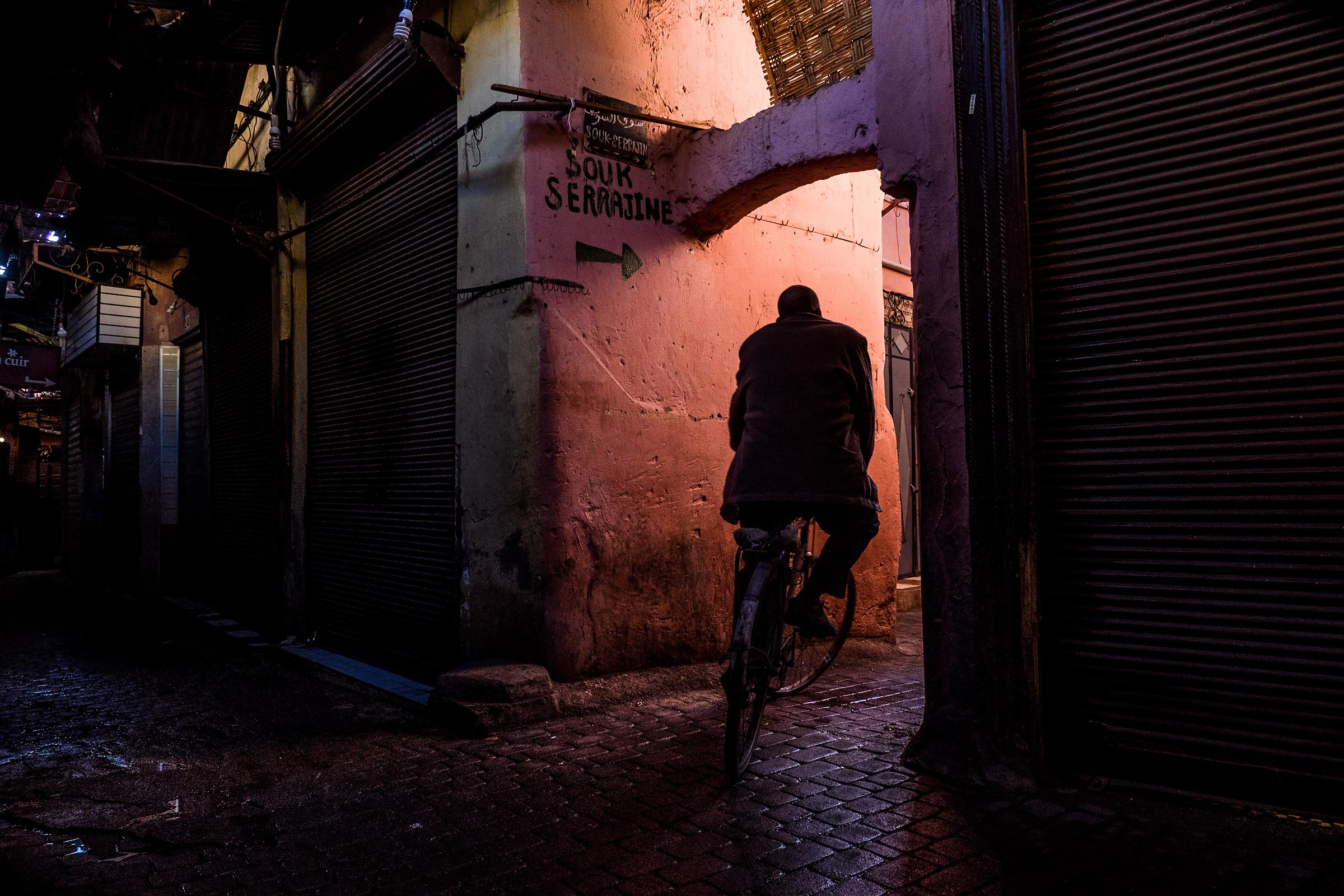 Morocco Street 6...
