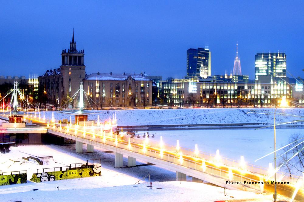 Vilnius by Night...