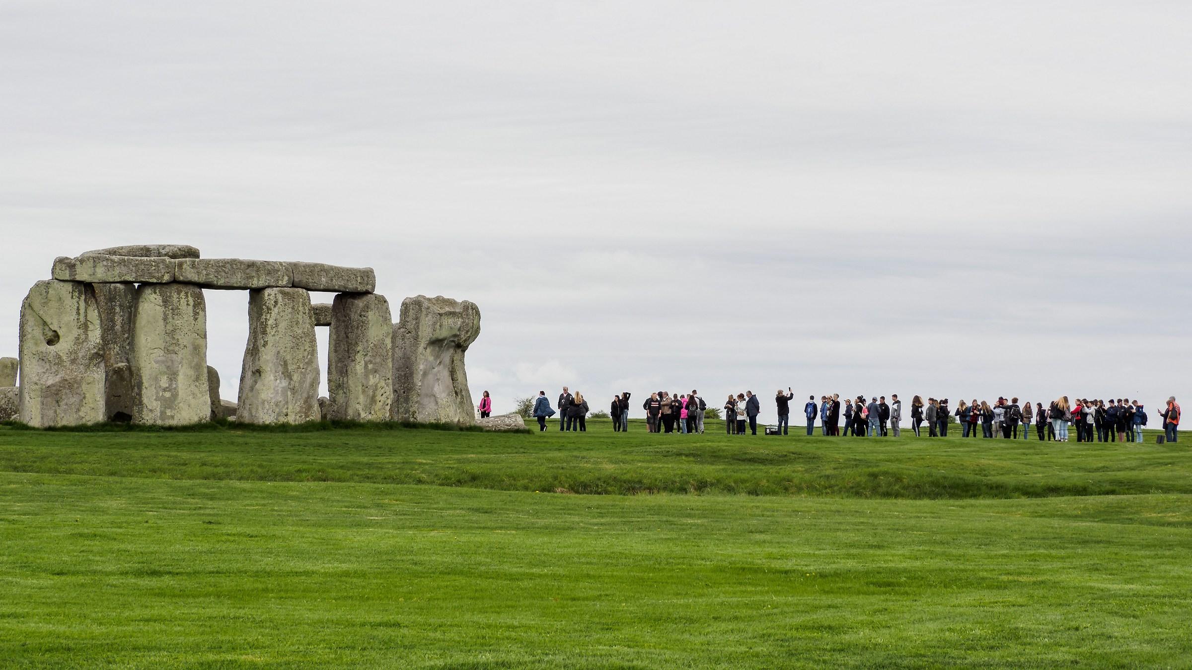 Stonehenge 4...