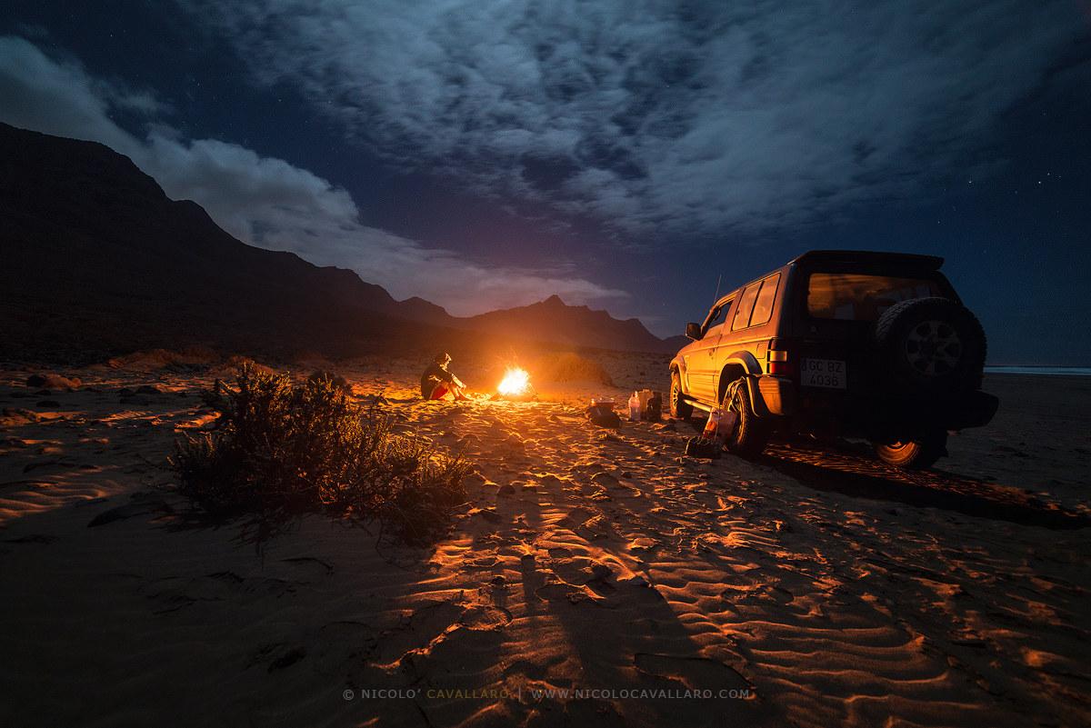 Fuerteventura-Cofete Night Dreams ...