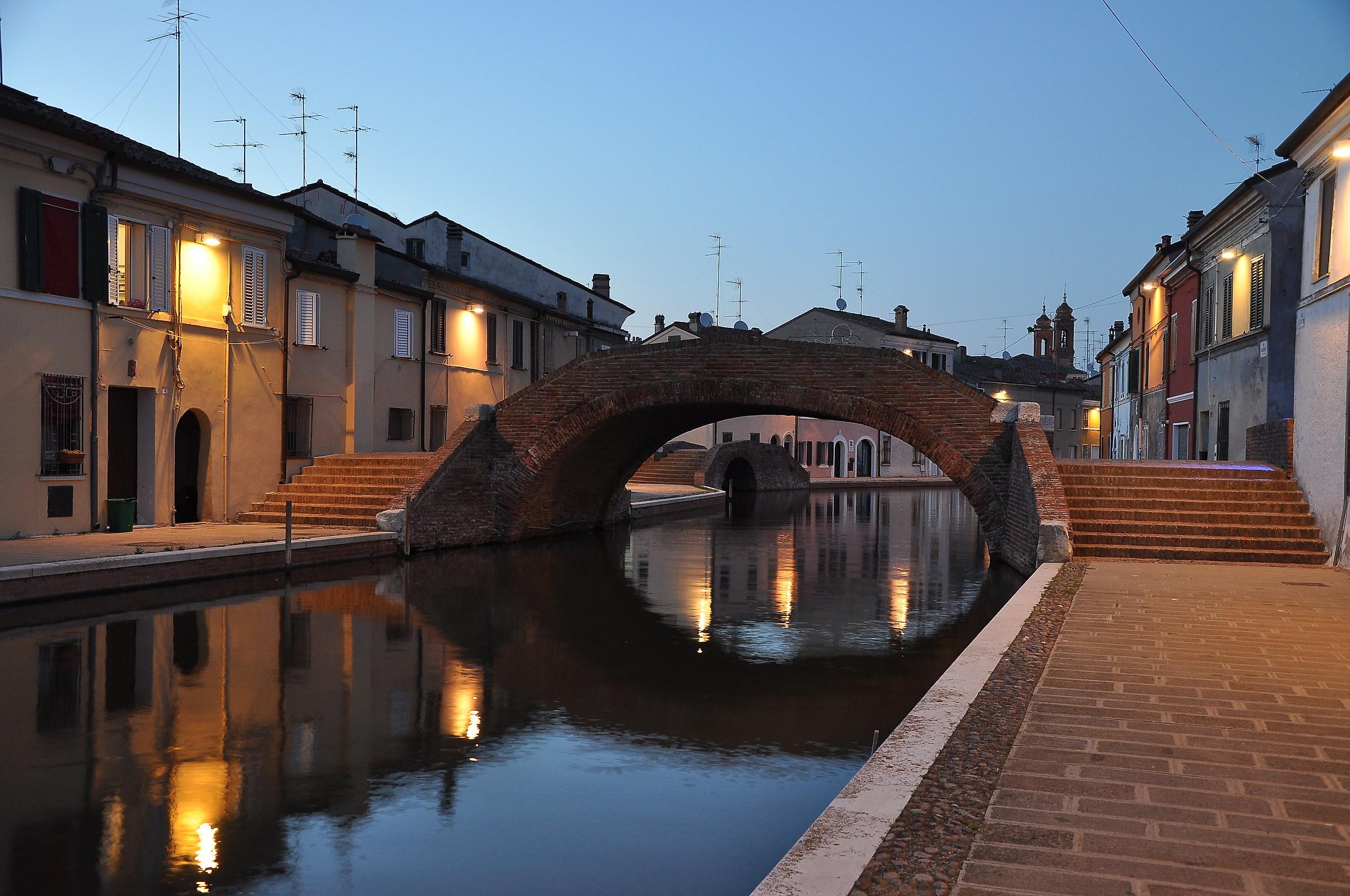 20:44:22... to Comacchio...