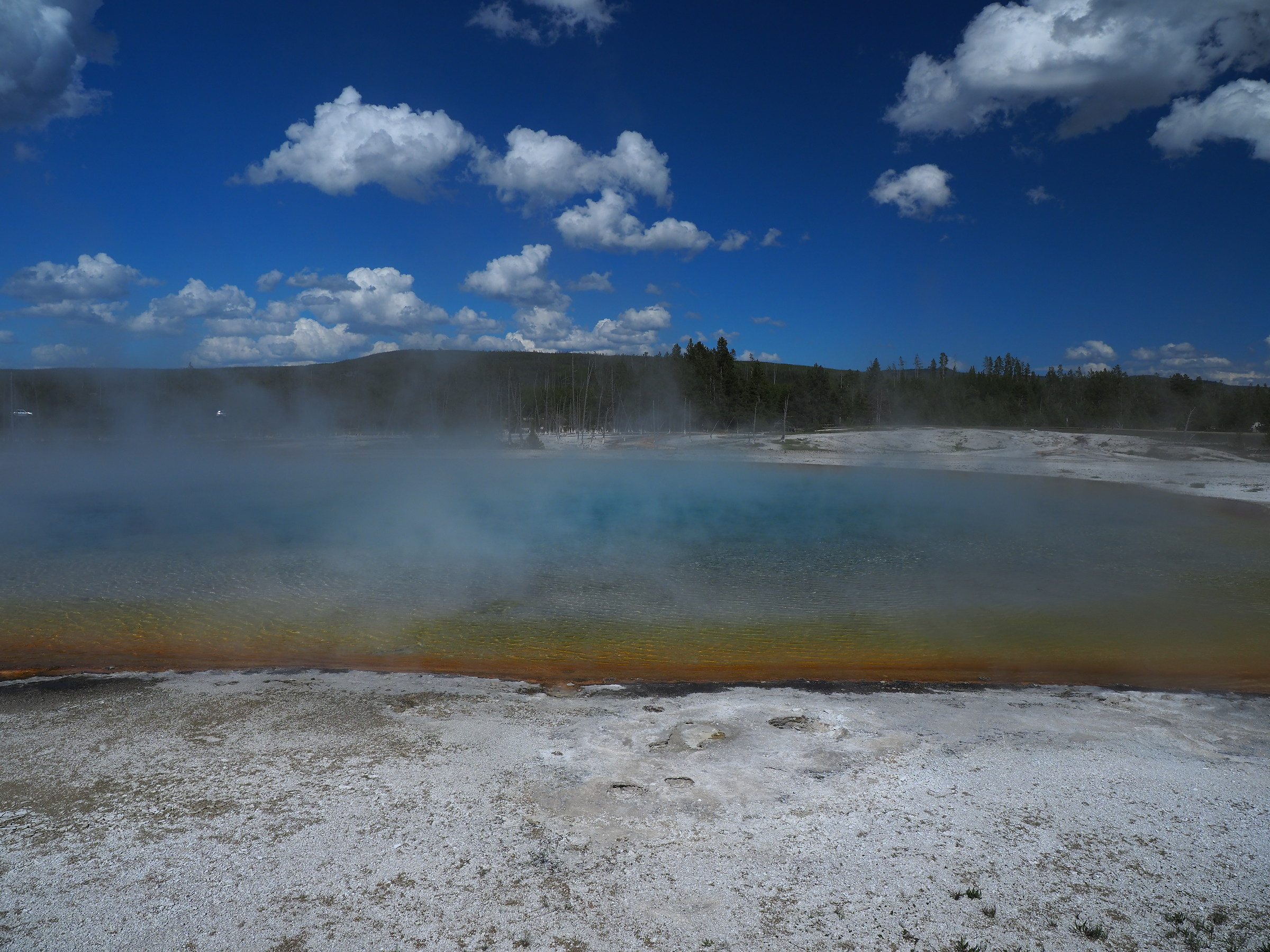 Yellowstone: Pool...