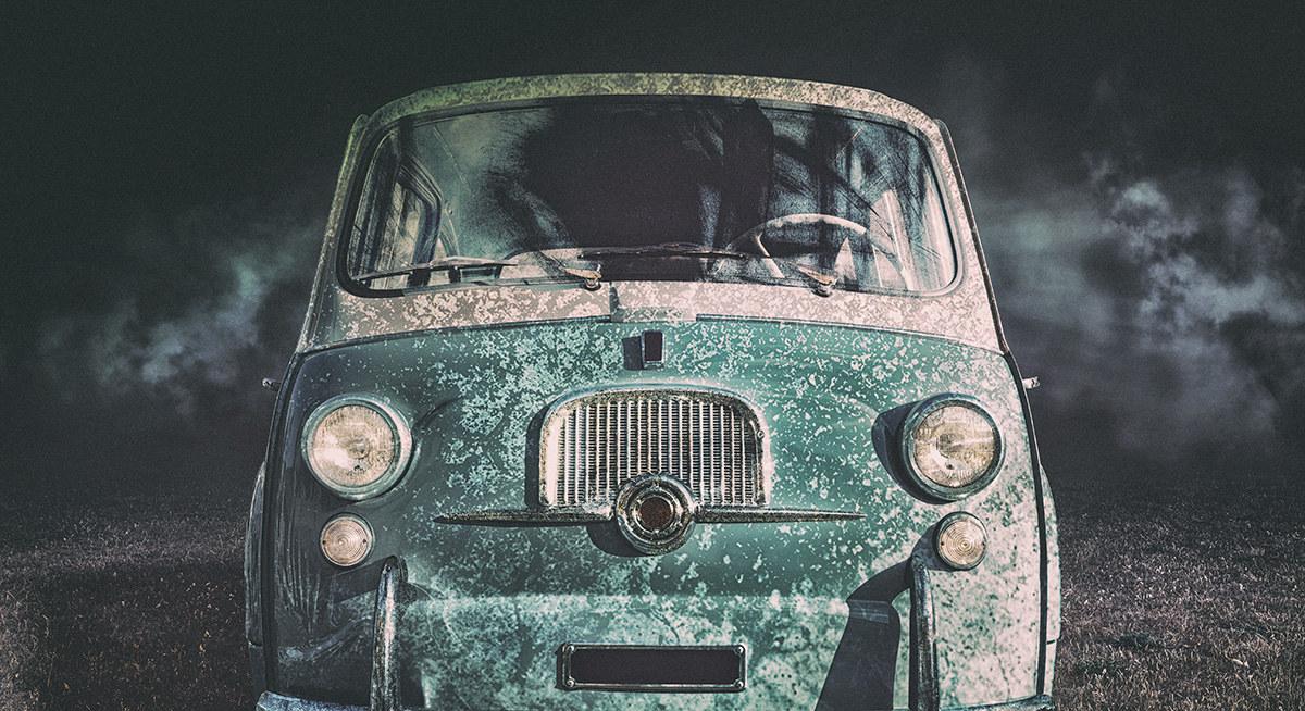 Fiat 600 Multipla...