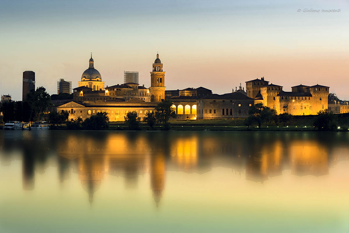Postcard of Mantua ...