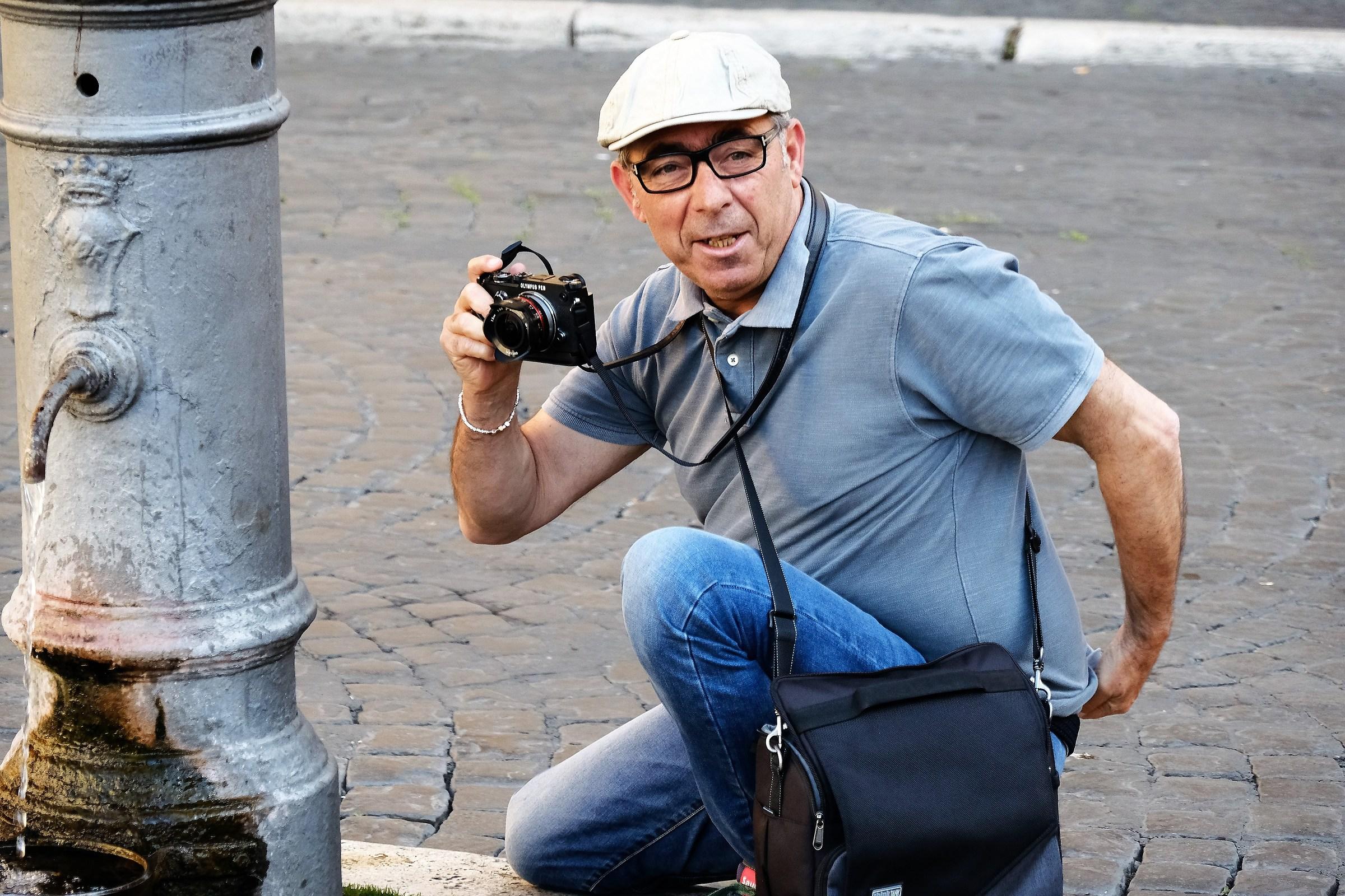 Giovanni (grx) in azione...